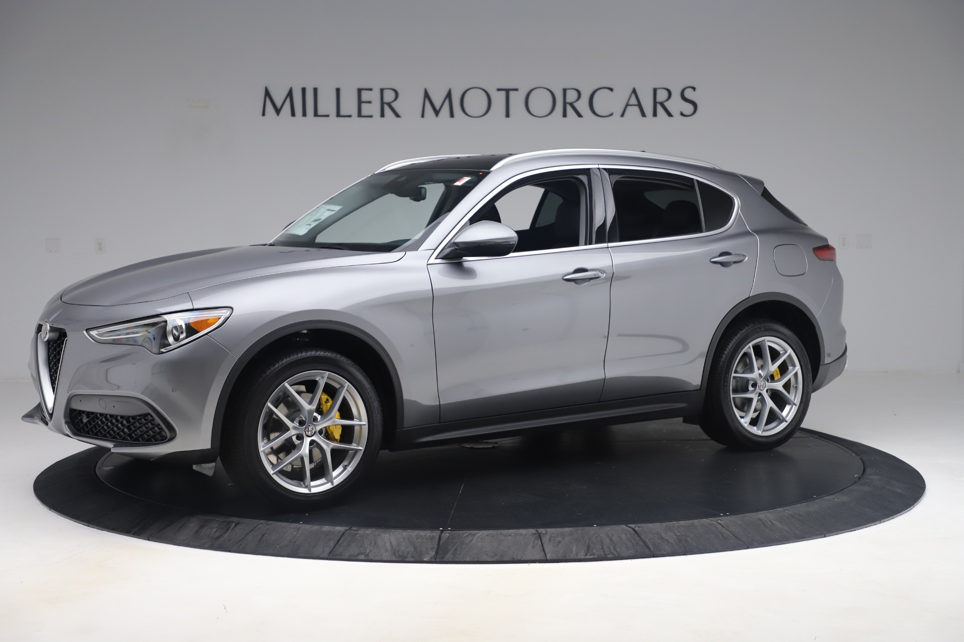 New 2019 Alfa Romeo Stelvio Ti Lusso Q4 For Sale 56390 In Greenwich, CT