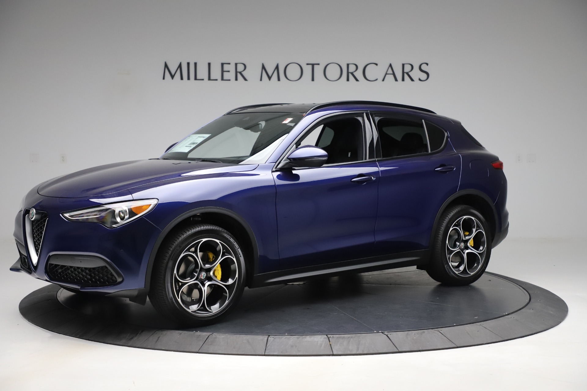 New 2019 Alfa Romeo Stelvio Ti Sport Q4 For Sale 54140 In Greenwich, CT