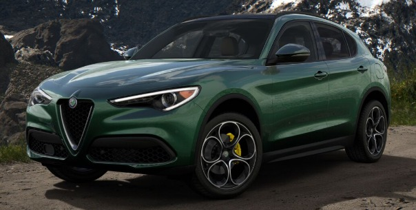 New 2019 Alfa Romeo Stelvio Ti Sport Q4 For Sale 55240 In Greenwich, CT