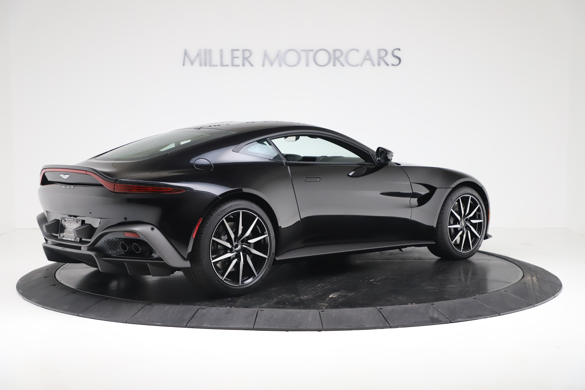 New 2020 Aston Martin Vantage Coupe For Sale 168247 In Greenwich, CT