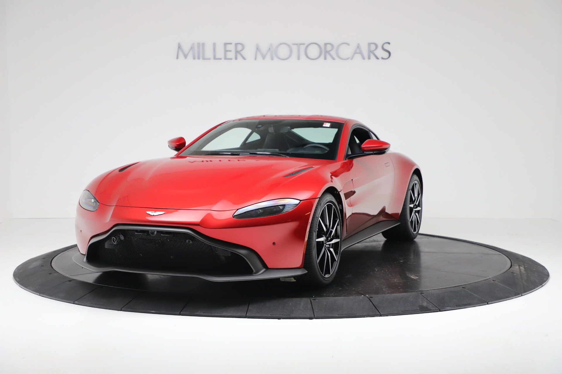 New 2020 Aston Martin Vantage V8 For Sale 177584 In Greenwich, CT