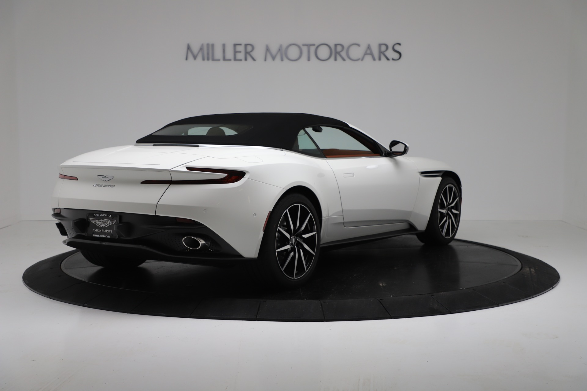 New 2019 Aston Martin DB11 V8 For Sale 0 In Greenwich, CT