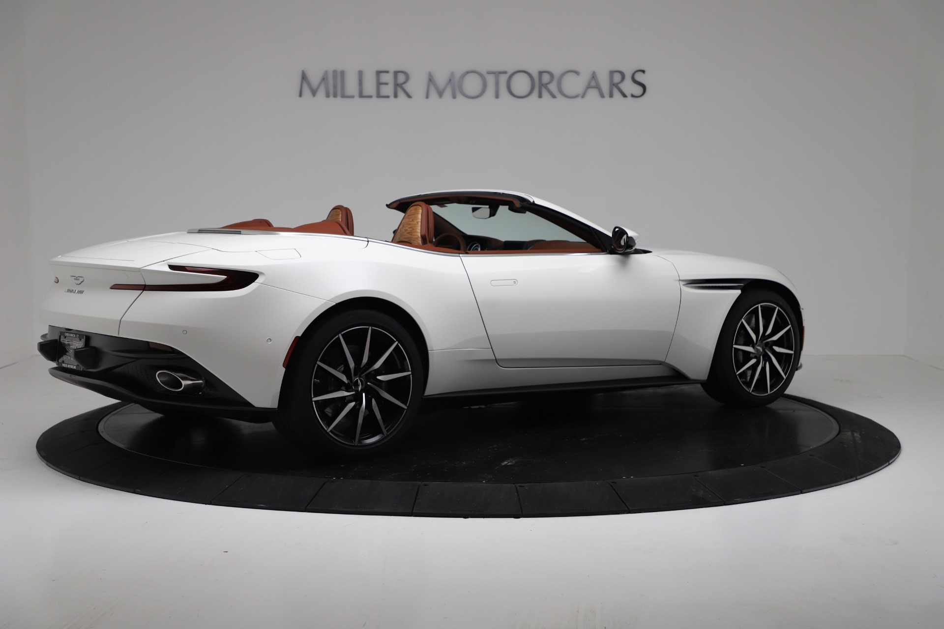 New 2019 Aston Martin DB11 V8 Convertible For Sale 237978 In Greenwich, CT
