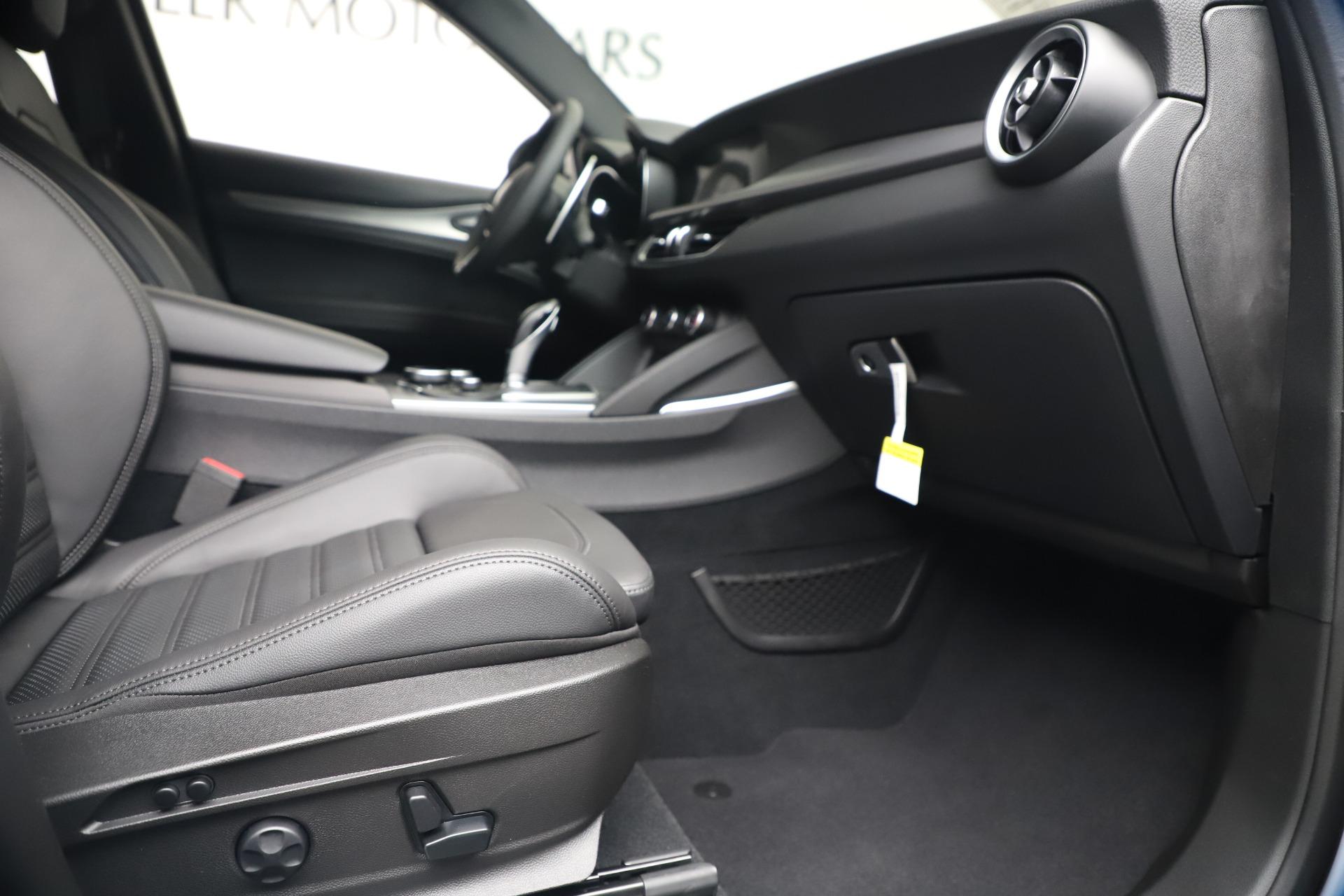 New 2019 Alfa Romeo Stelvio Ti Sport Q4 For Sale 50840 In Greenwich, CT
