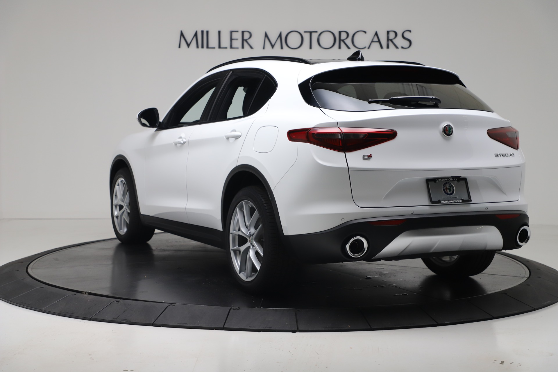 New 2019 Alfa Romeo Stelvio Ti Sport Q4 For Sale 50840 In Greenwich, CT