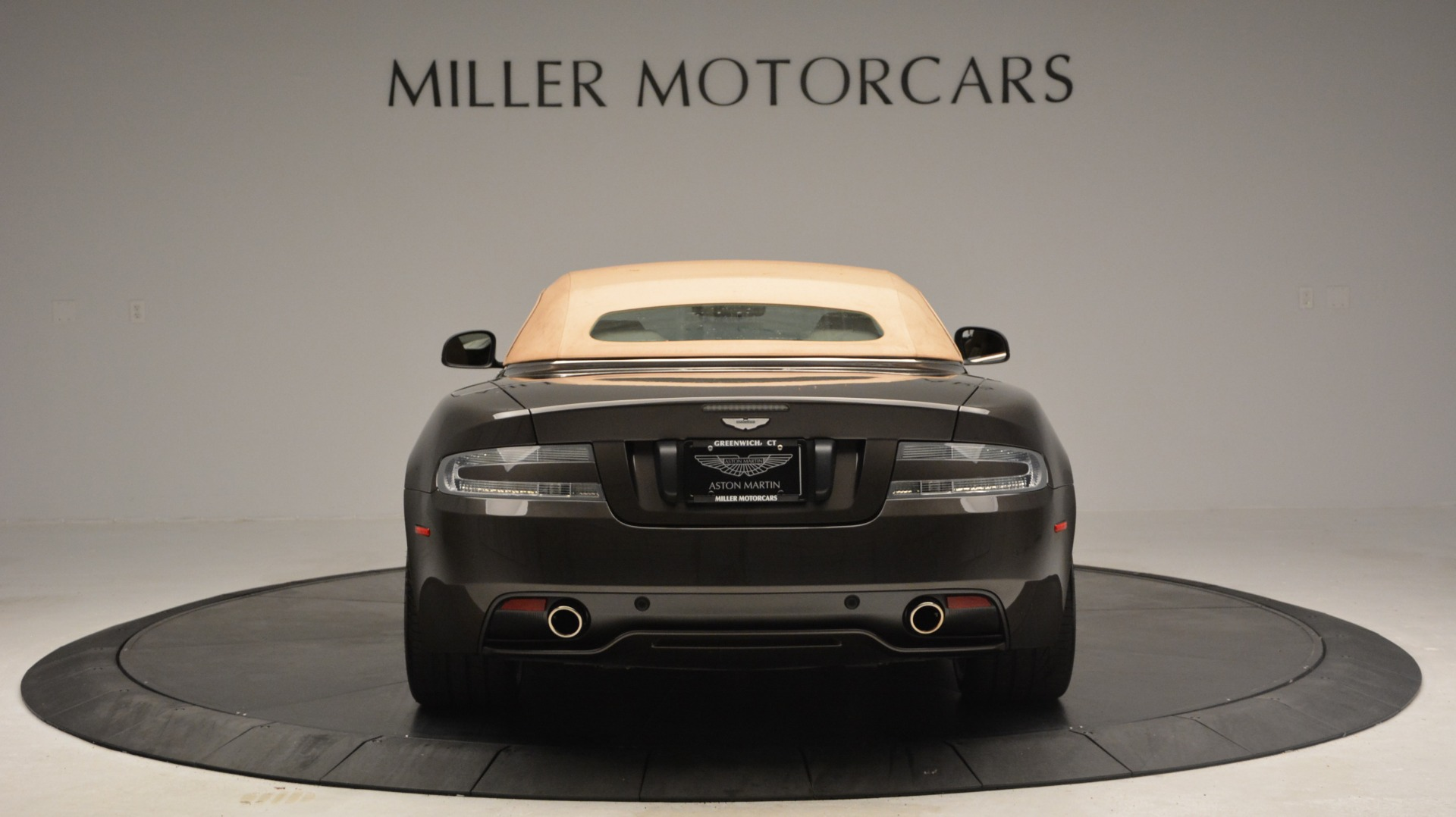 Used 2012 Aston Martin Virage Convertible For Sale 0 In Greenwich, CT