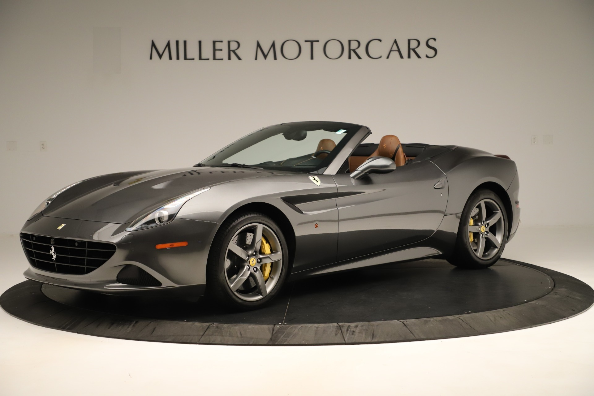 Used 2015 Ferrari California T  For Sale 146900 In Greenwich, CT