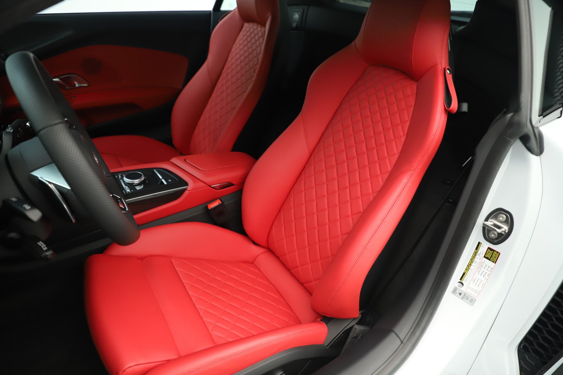 Used 2018 Audi R8 5.2 quattro V10 Plus For Sale 169900 In Greenwich, CT