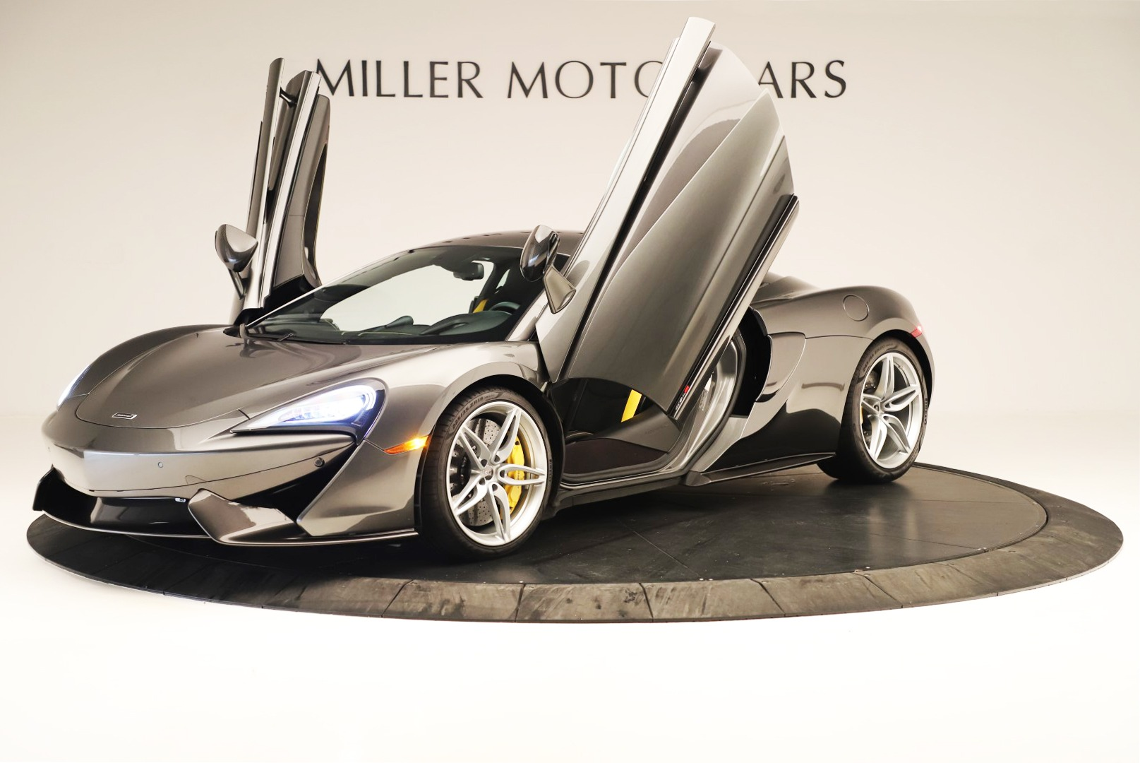 Used 2017 McLaren 570S Coupe For Sale 0 In Greenwich, CT