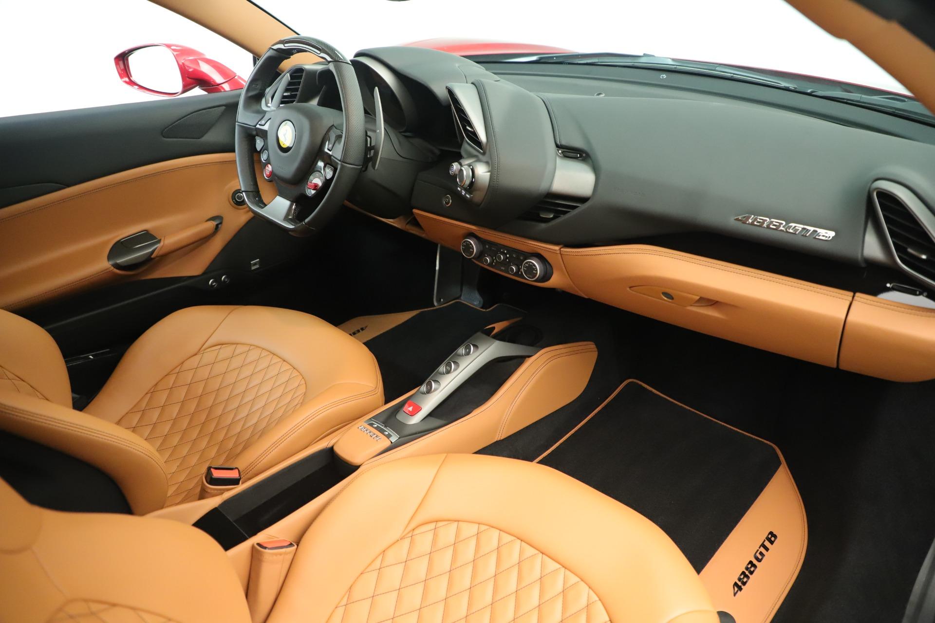 Used 2018 Ferrari 488 GTB  For Sale 279900 In Greenwich, CT