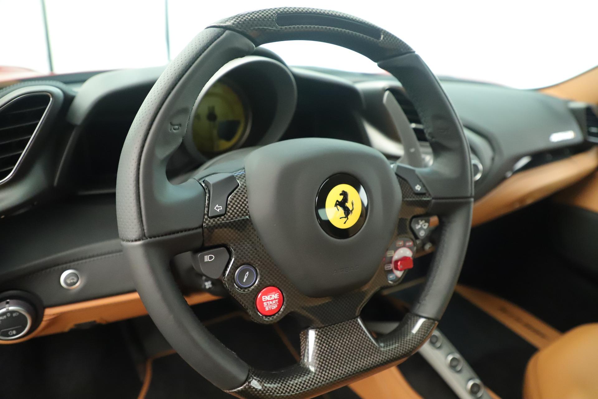 Used 2018 Ferrari 488 GTB  For Sale 269900 In Greenwich, CT