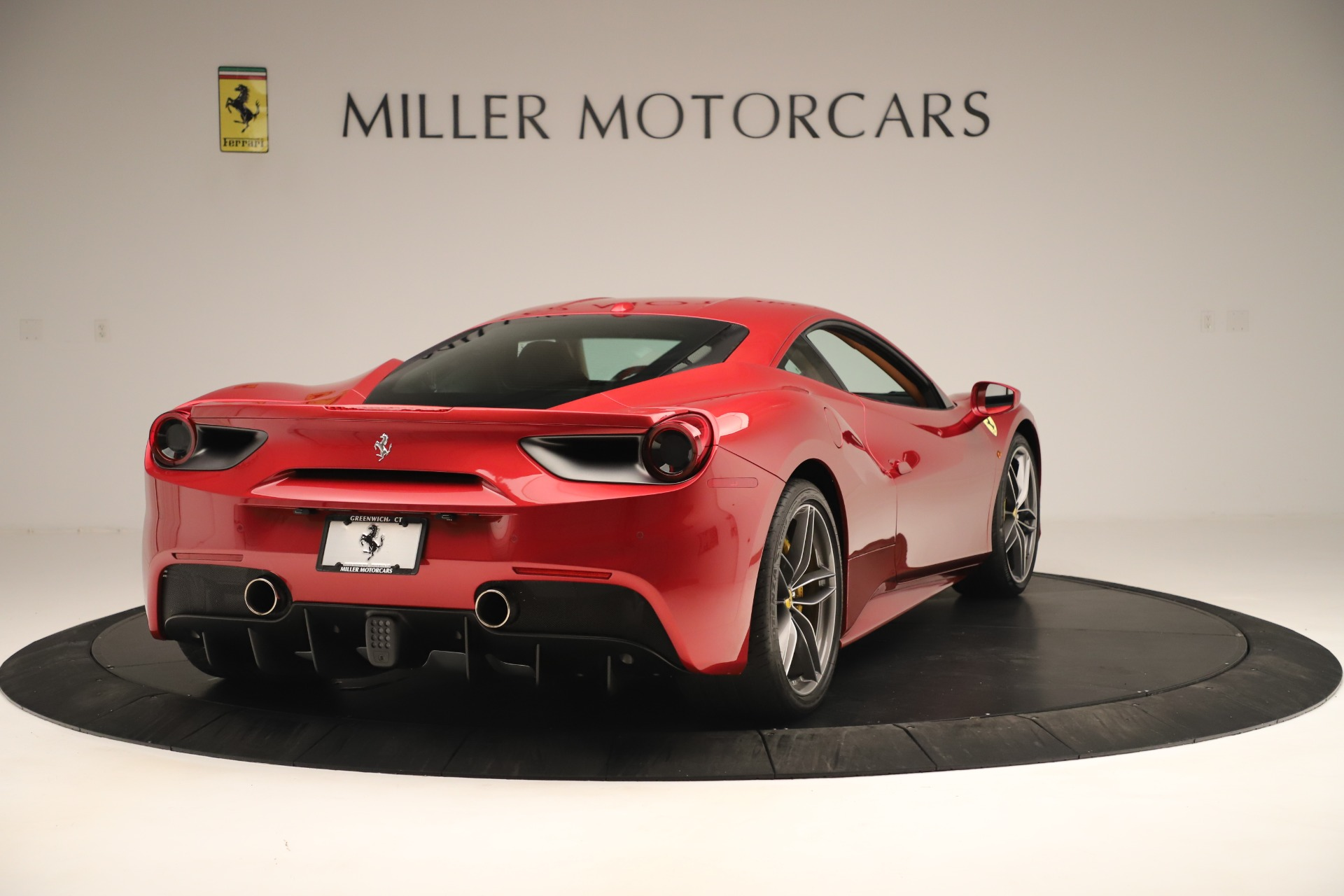 Used 2018 Ferrari 488 GTB  For Sale 279900 In Greenwich, CT
