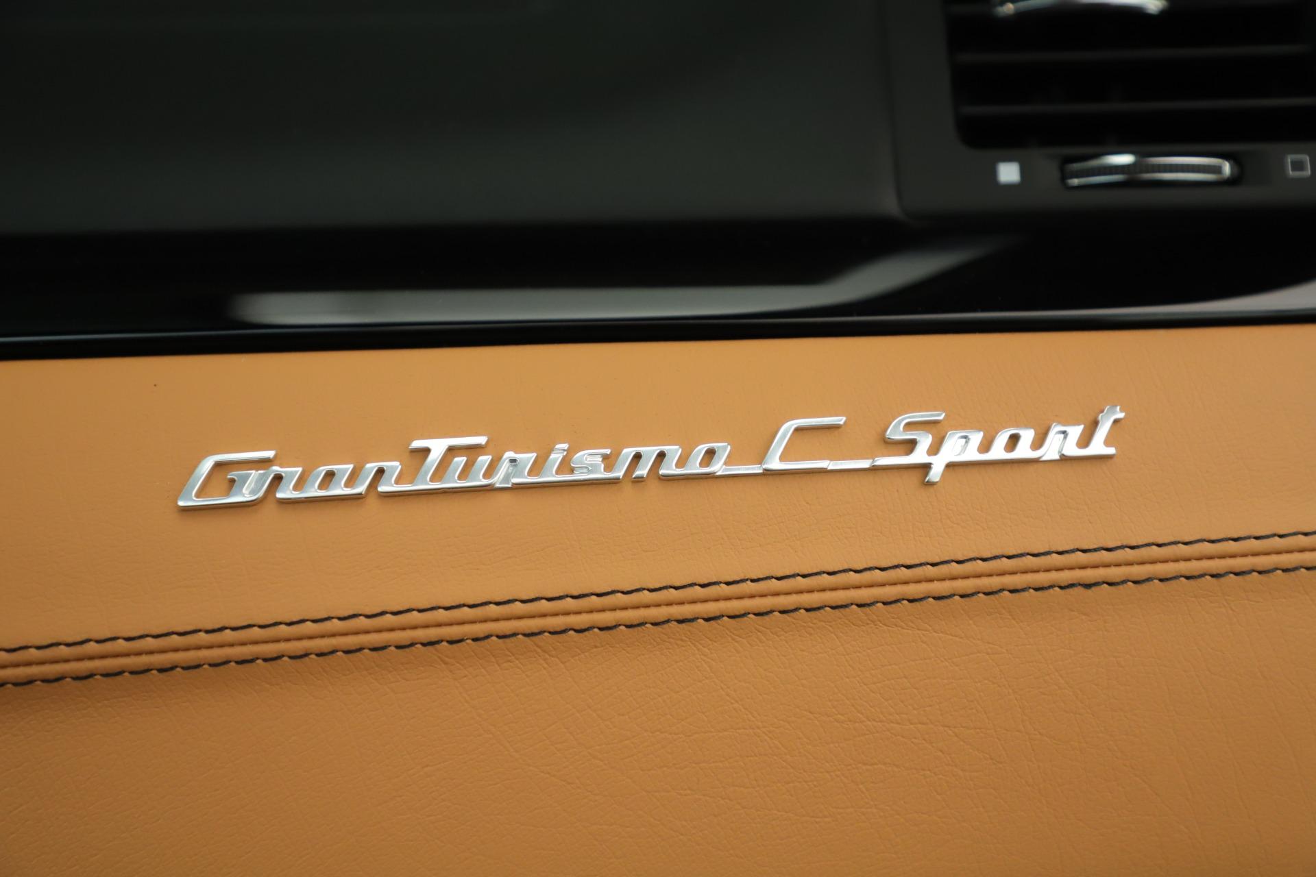 New 2019 Maserati GranTurismo Sport Convertible For Sale 163845 In Greenwich, CT