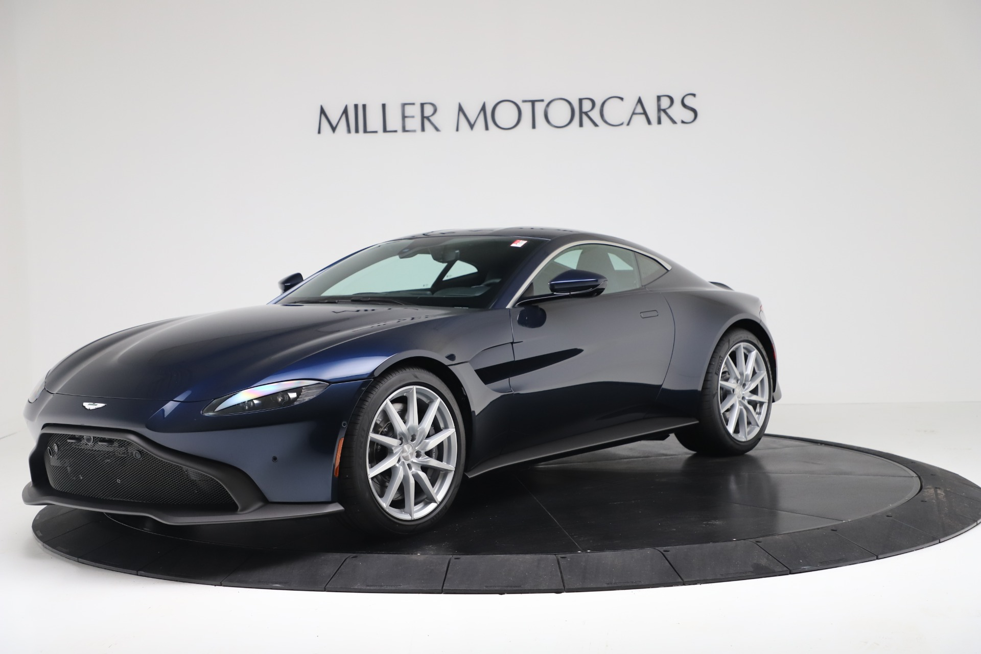 New 2020 Aston Martin Vantage V8 For Sale 167094 In Greenwich, CT