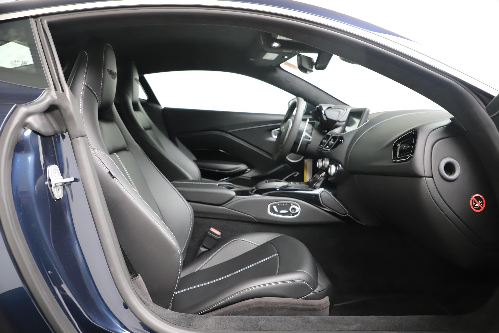 New 2020 Aston Martin Vantage  For Sale 167094 In Greenwich, CT