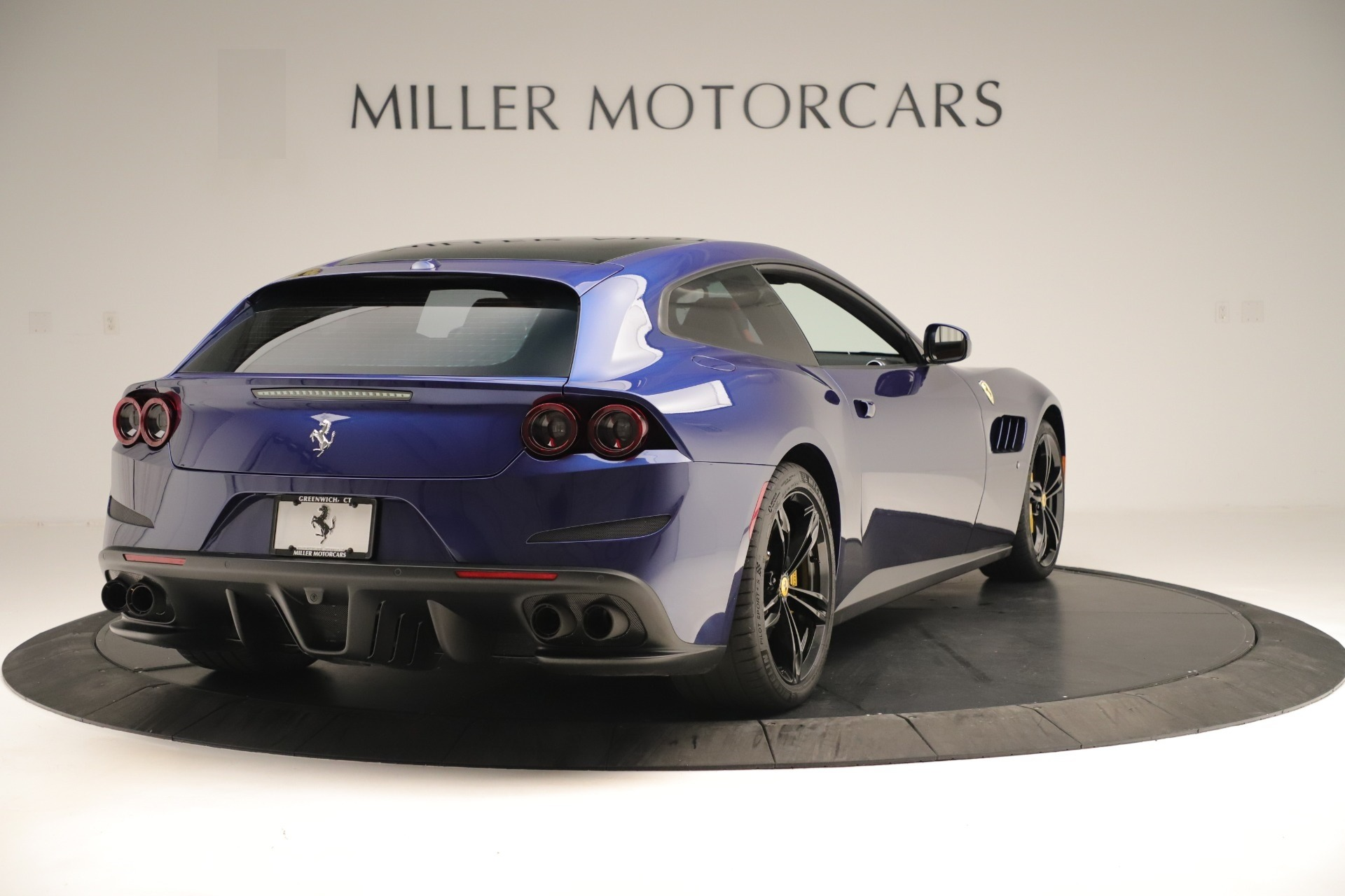 Used 2019 Ferrari GTC4Lusso  For Sale 298900 In Greenwich, CT