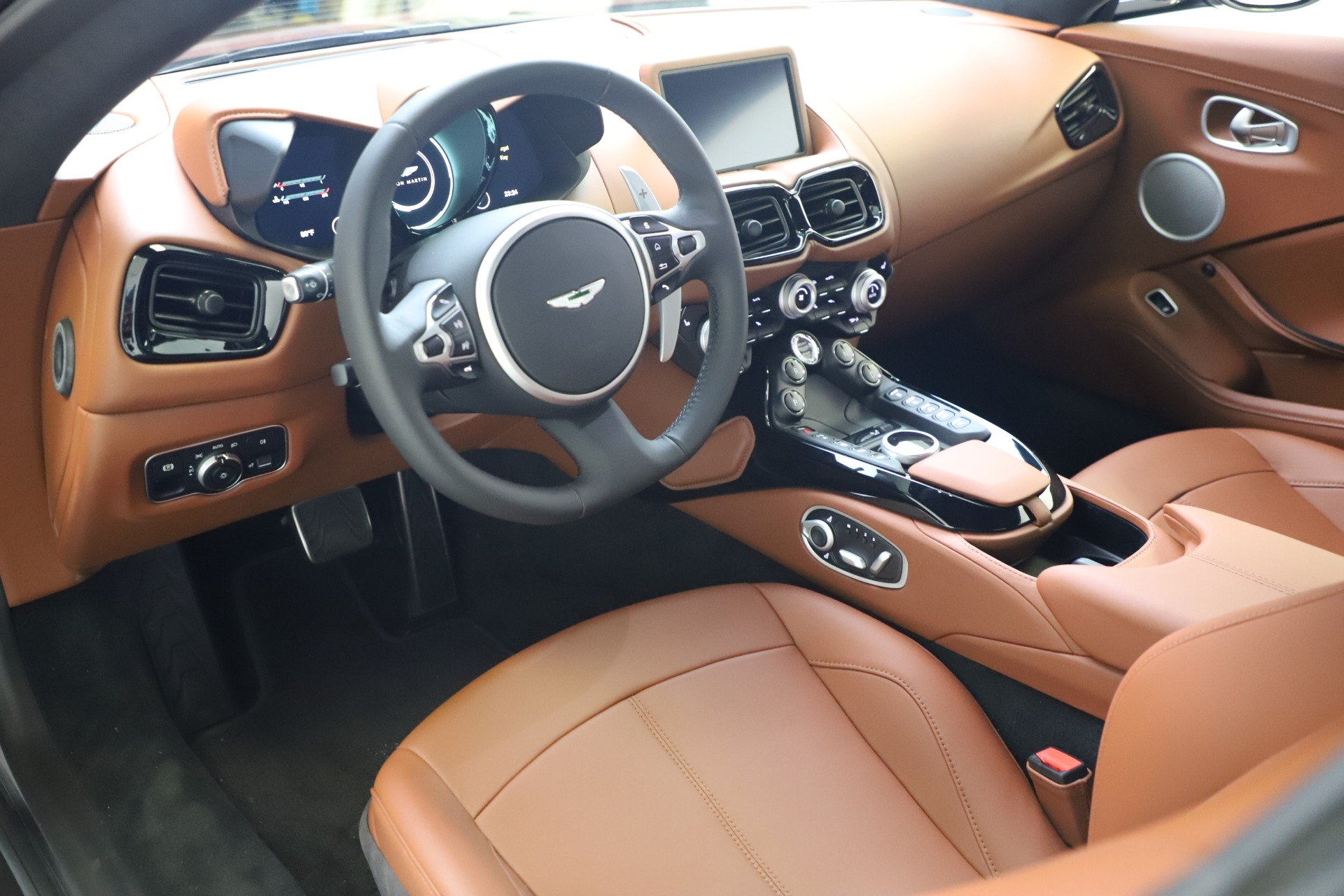 New 2020 Aston Martin Vantage V8 For Sale 163524 In Greenwich, CT
