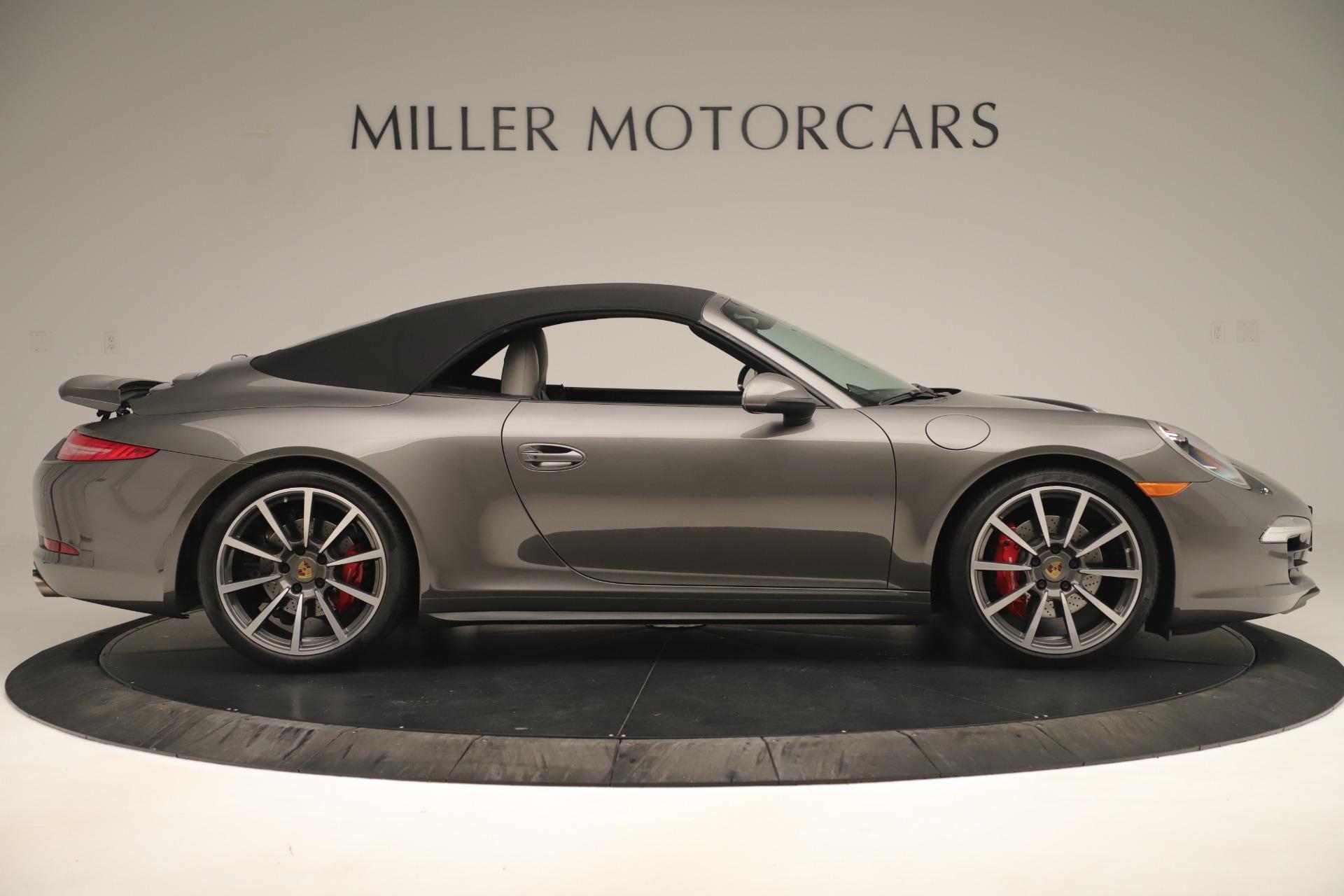 Used 2015 Porsche 911 Carrera 4S For Sale 98900 In Greenwich, CT