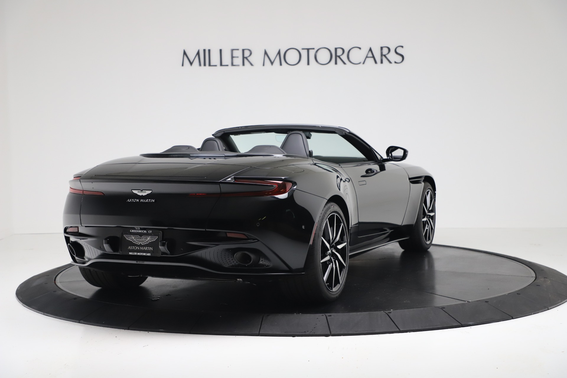 New 2020 Aston Martin DB11 Convertible For Sale 250446 In Greenwich, CT