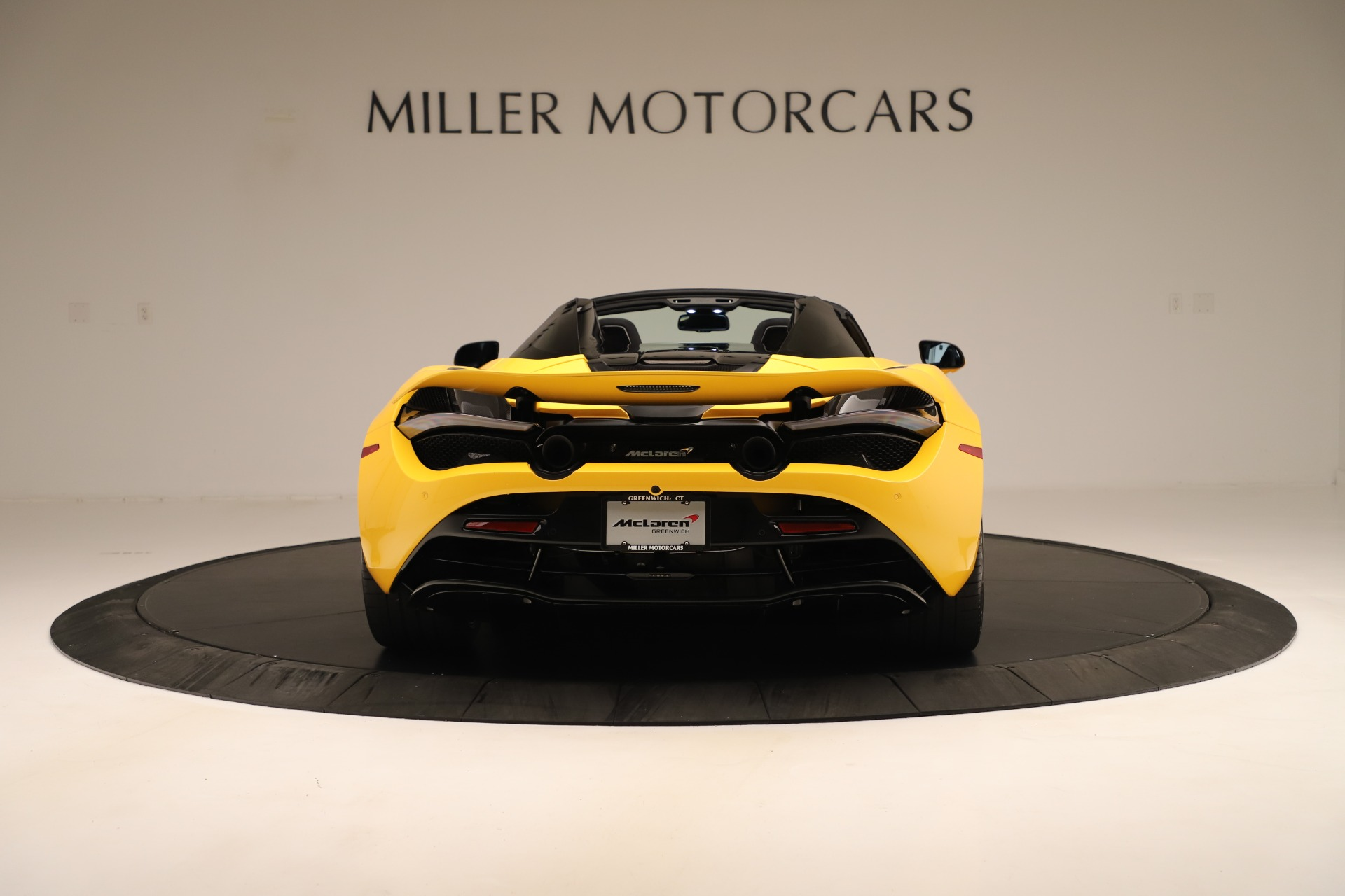 New 2020 McLaren 720S Convertible For Sale 385690 In Greenwich, CT