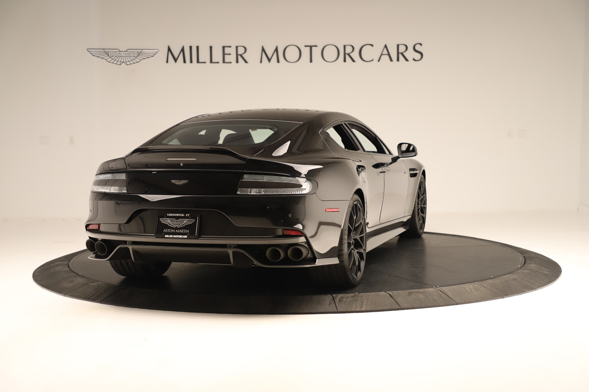 New 2019 Aston Martin Rapide V12 AMR For Sale 271010 In Greenwich, CT