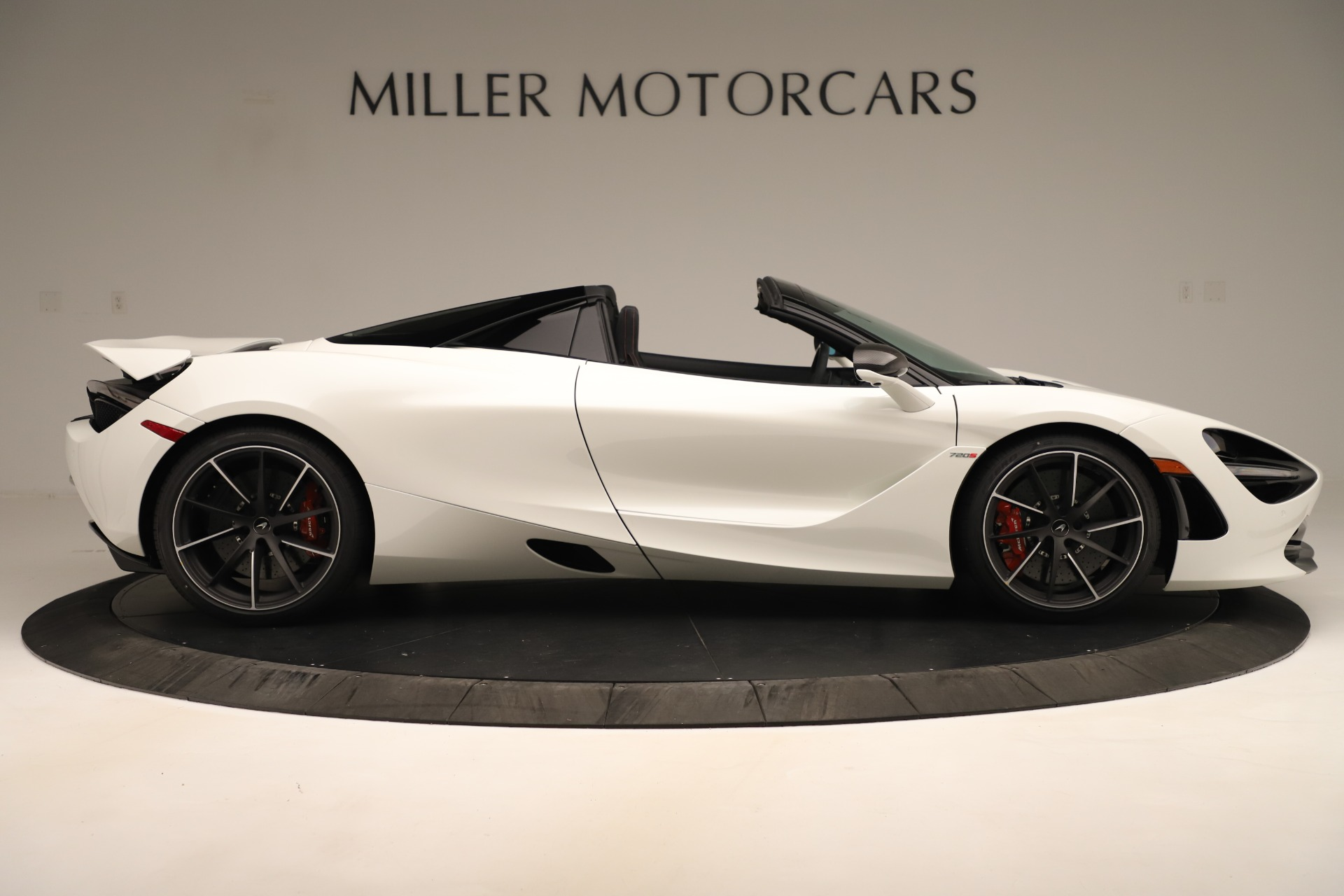 New 2020 McLaren 720S Convertible For Sale 389940 In Greenwich, CT