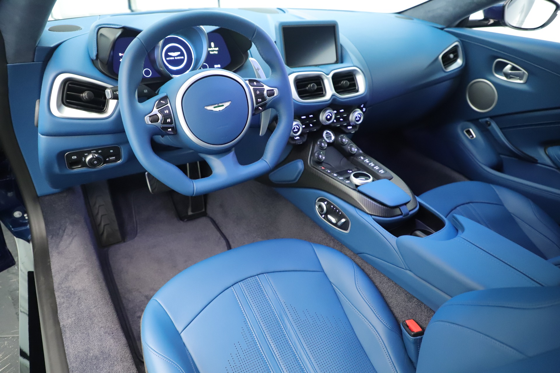 Used 2020 Aston Martin Vantage Coupe For Sale 195147 In Greenwich, CT