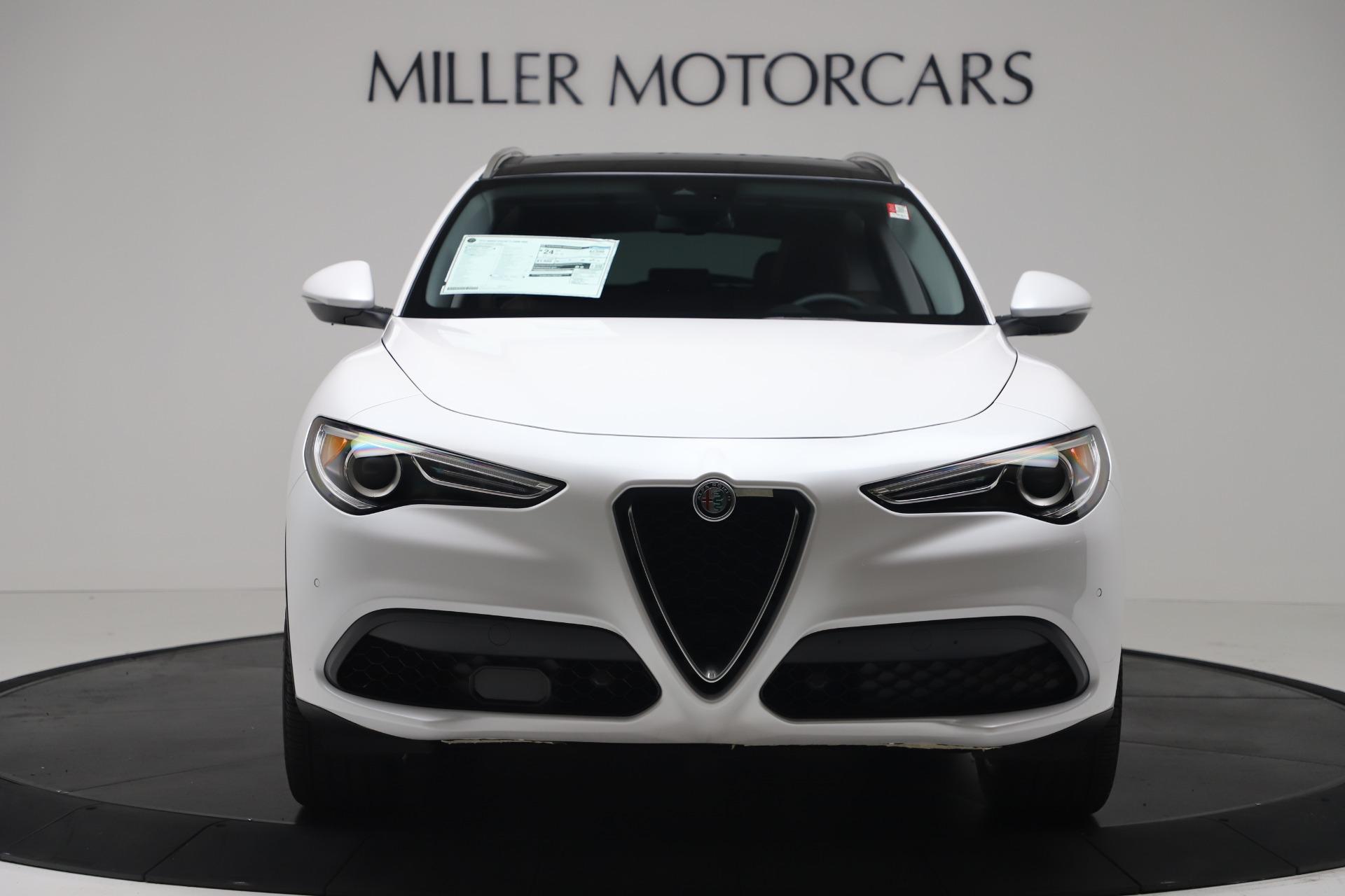 New 2019 Alfa Romeo Stelvio Ti Lusso Q4 For Sale 56640 In Greenwich, CT