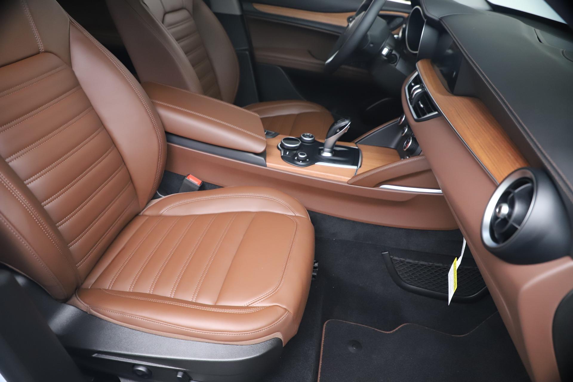 New 2019 Alfa Romeo Stelvio Ti Lusso Q4 For Sale 0 In Greenwich, CT
