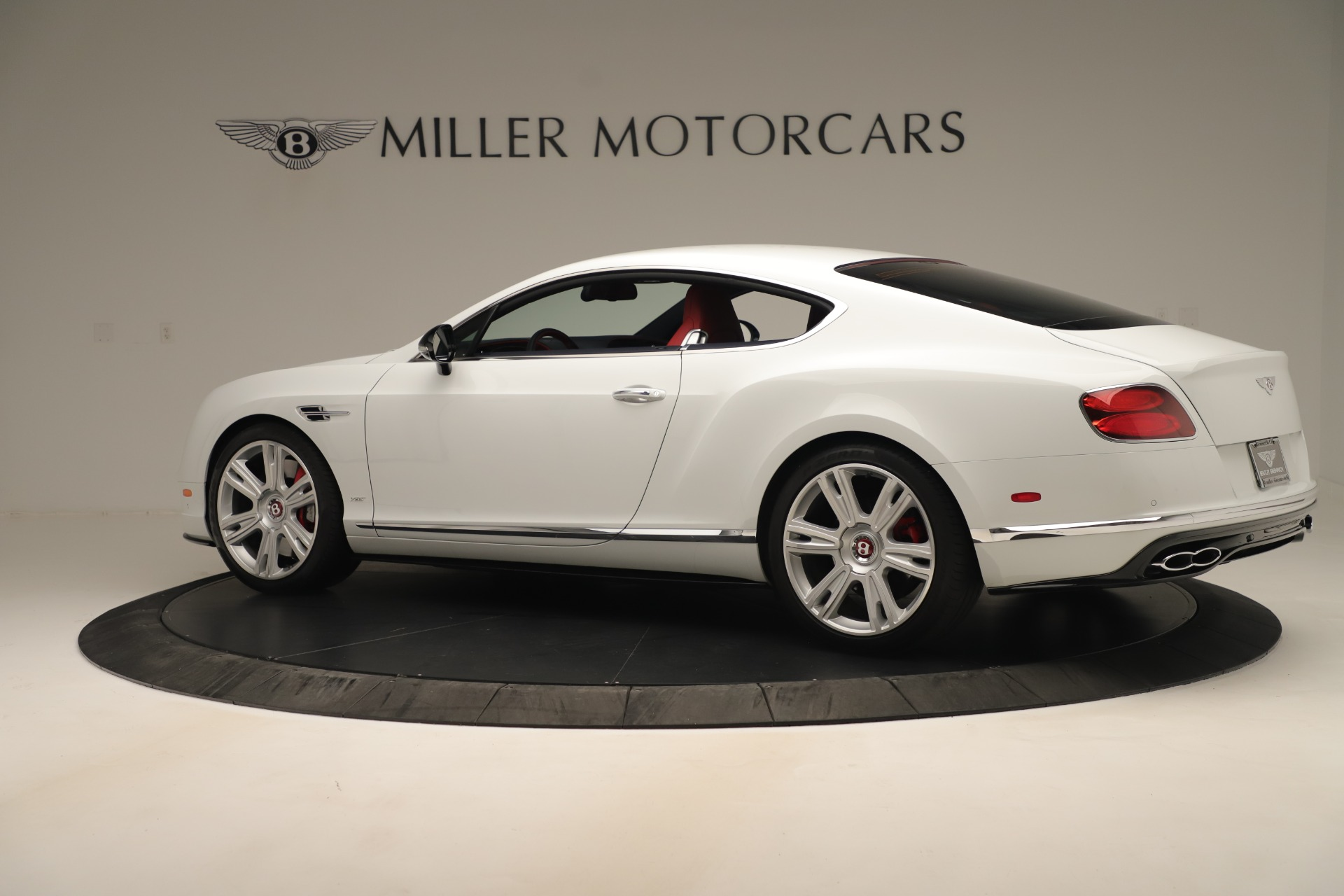 Used 2016 Bentley Continental GT V8 S For Sale 248290 In Greenwich, CT