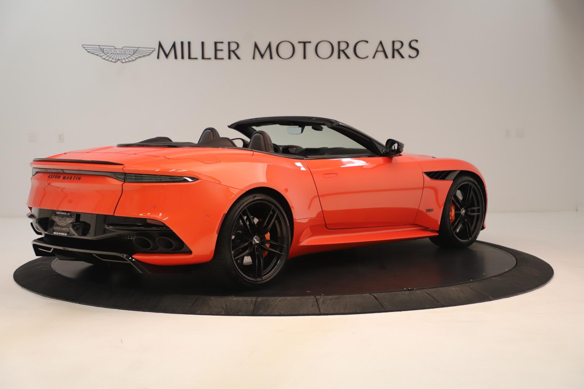 New 2020 Aston Martin DBS Superleggera For Sale 0 In Greenwich, CT