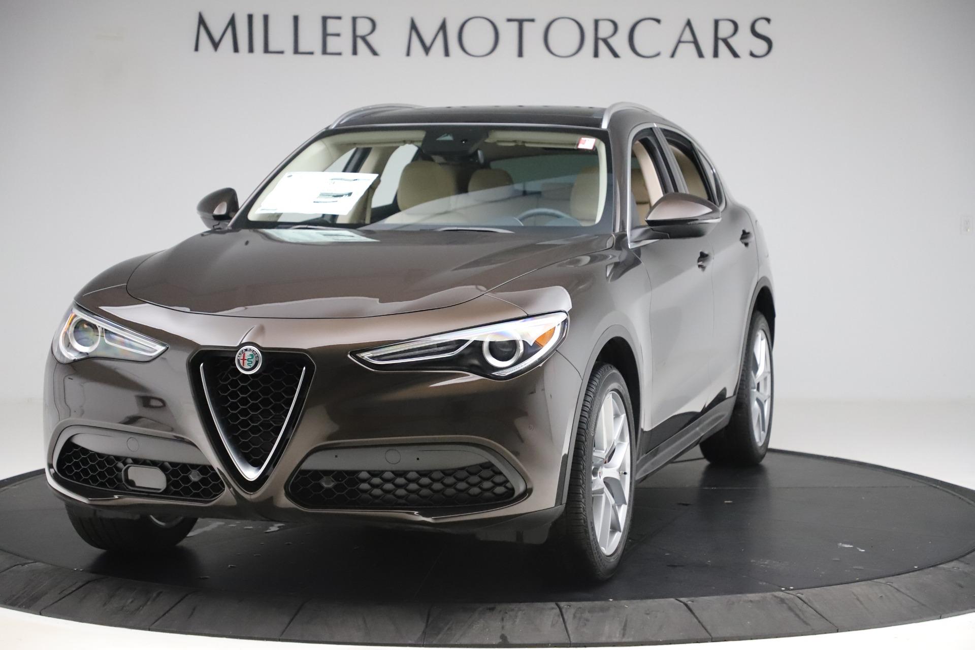 New 2019 Alfa Romeo Stelvio Ti Lusso Q4 For Sale 54790 In Greenwich, CT