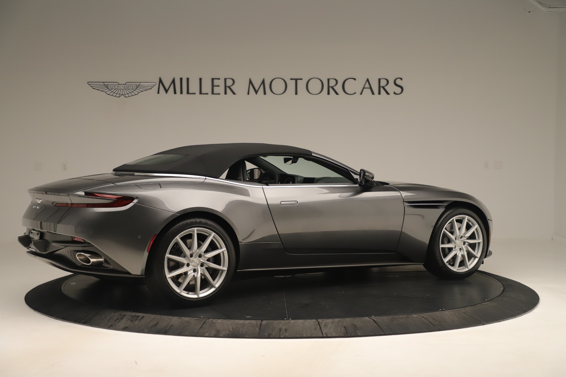 New 2020 Aston Martin DB11 V8 Convertible For Sale 240476 In Greenwich, CT