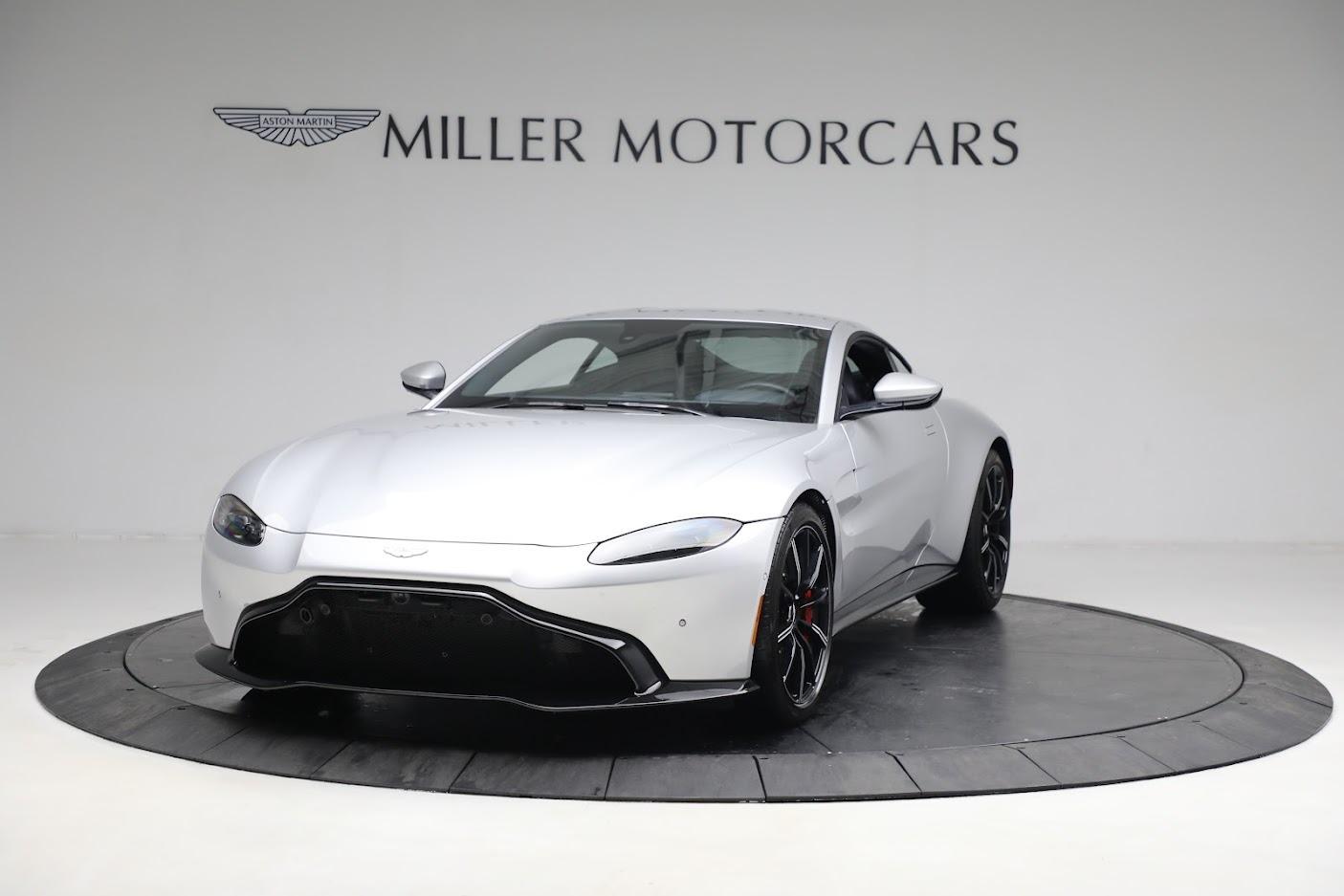 New 2020 Aston Martin Vantage  For Sale 207072 In Greenwich, CT