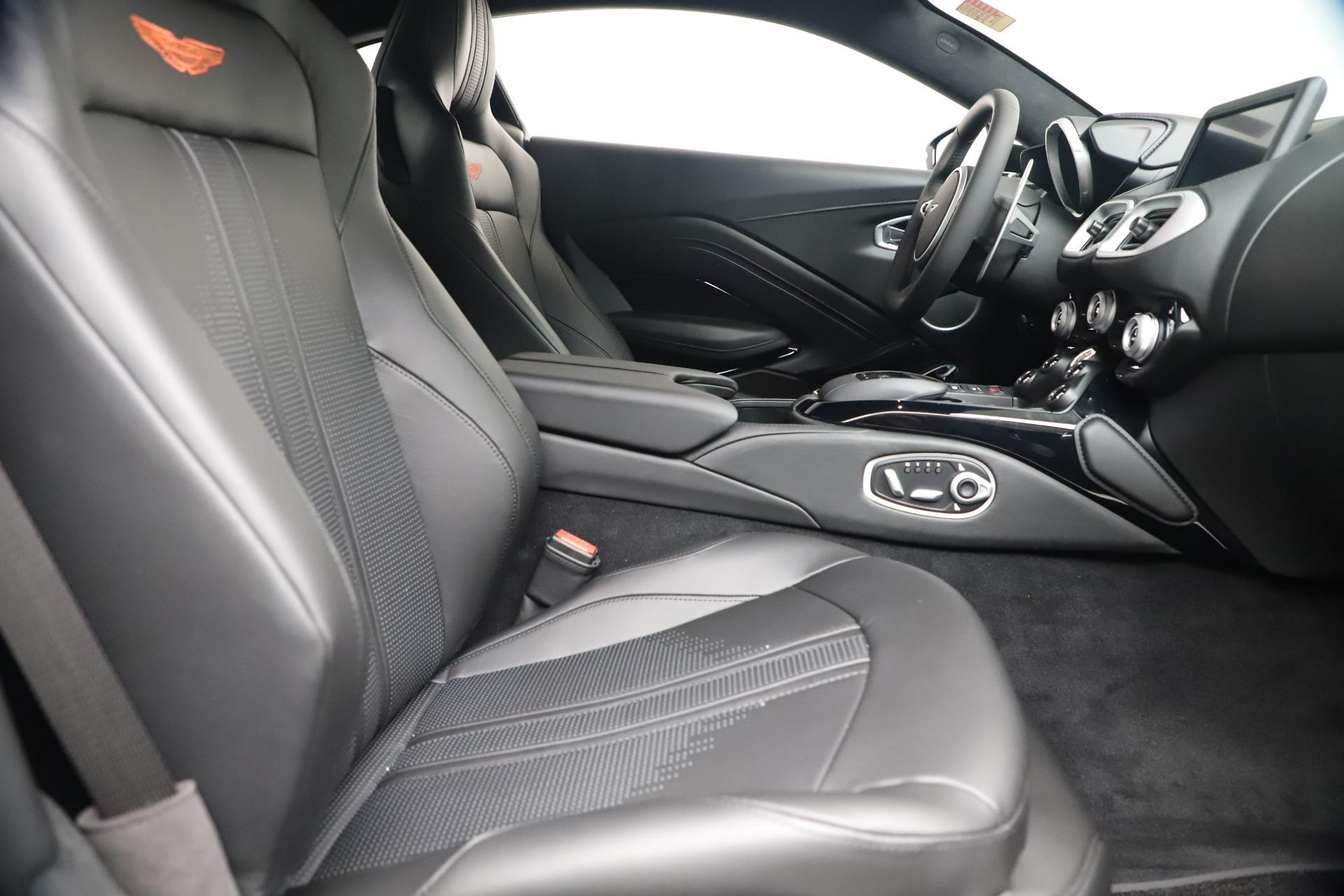 New 2020 Aston Martin Vantage V8 For Sale 193154 In Greenwich, CT