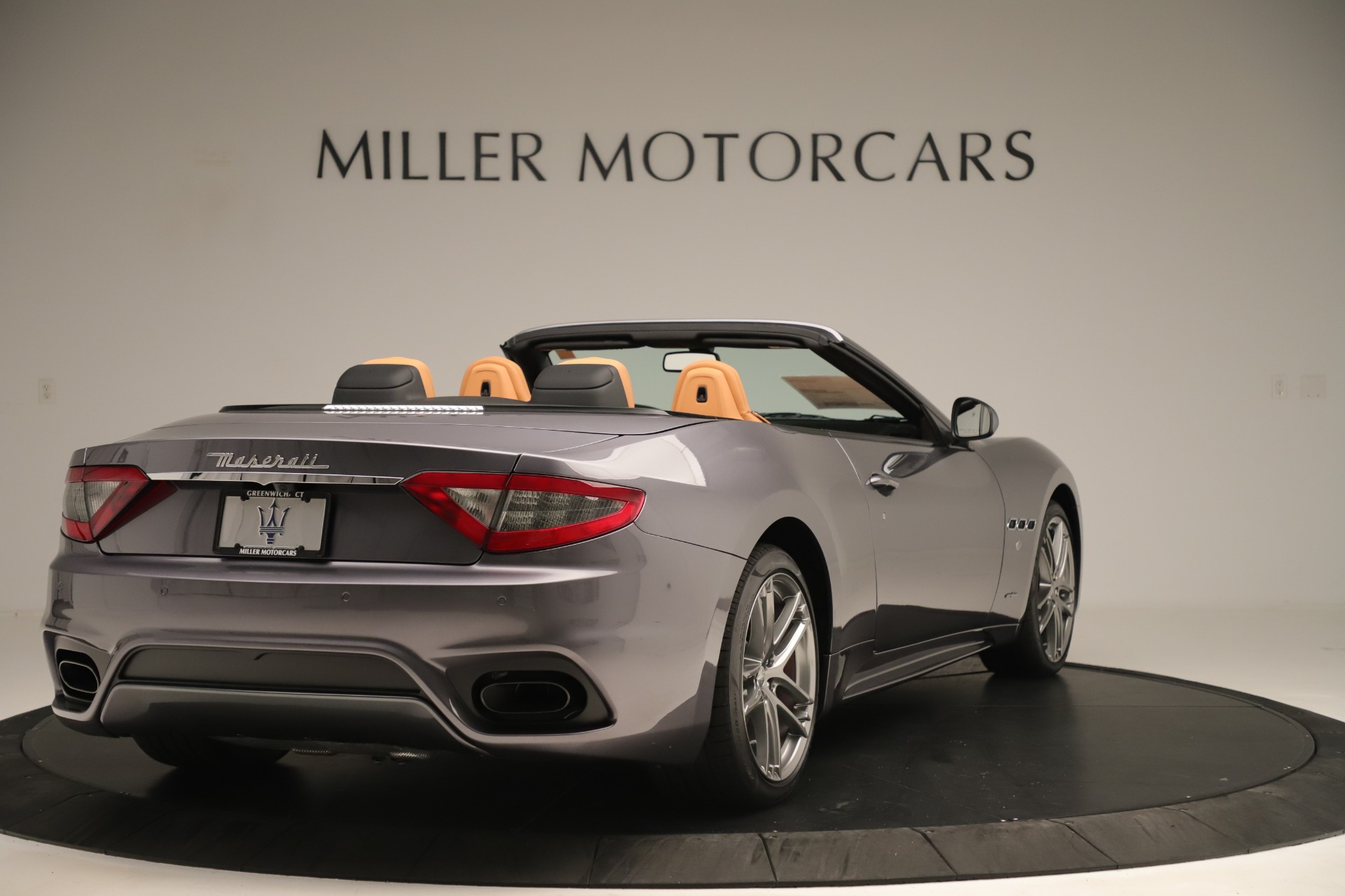 New 2019 Maserati GranTurismo Sport Convertible For Sale 162395 In Greenwich, CT