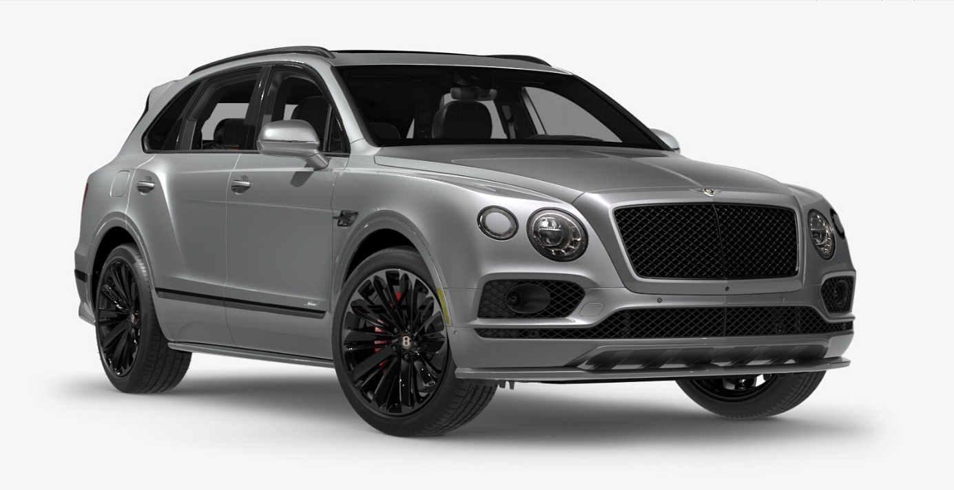 New 2020 Bentley Bentayga Speed For Sale 279965 In Greenwich, CT
