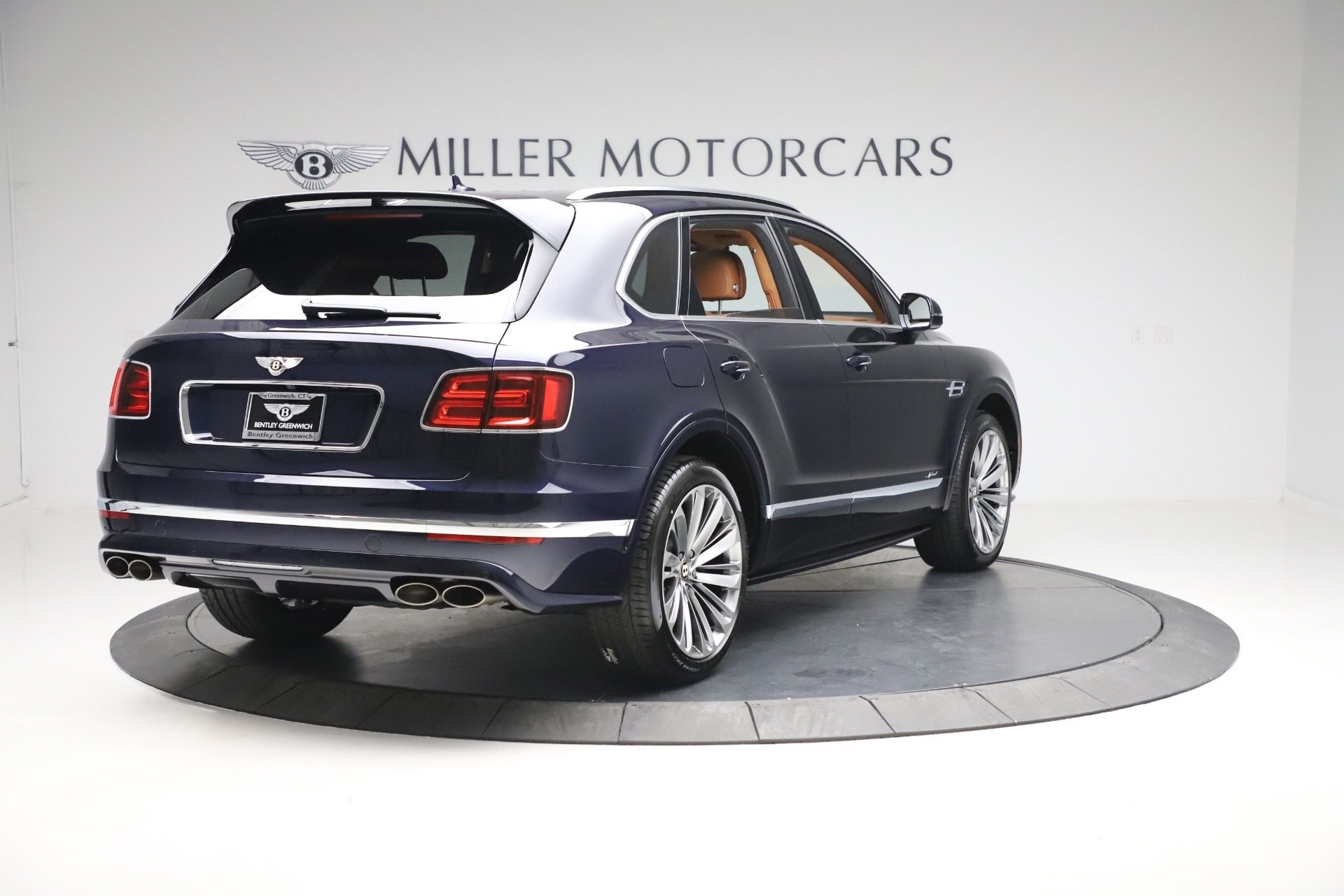 New 2020 Bentley Bentayga Speed For Sale 271045 In Greenwich, CT