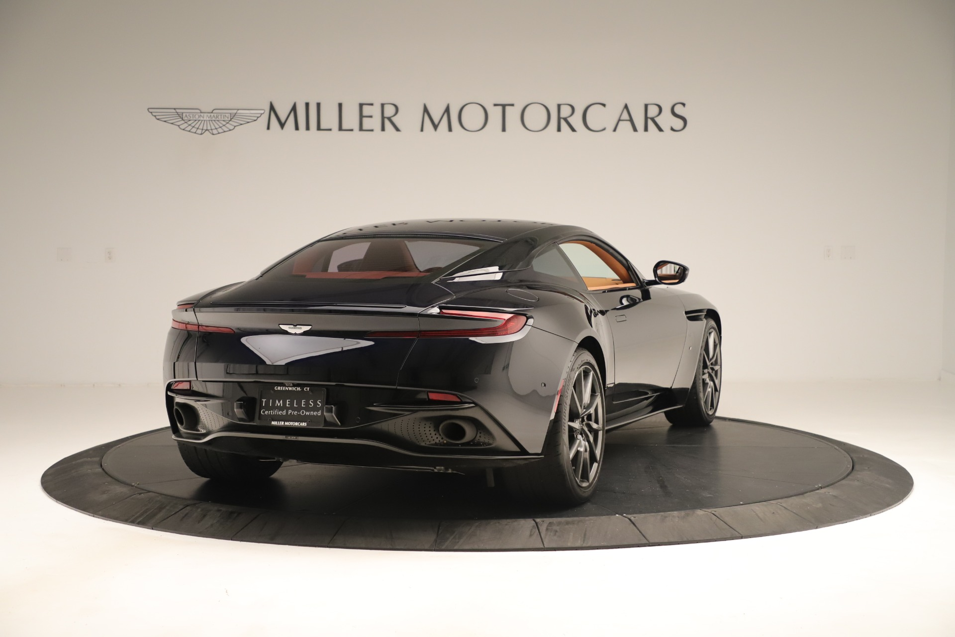 Used 2017 Aston Martin DB11 Launch Edition For Sale 139900 In Greenwich, CT
