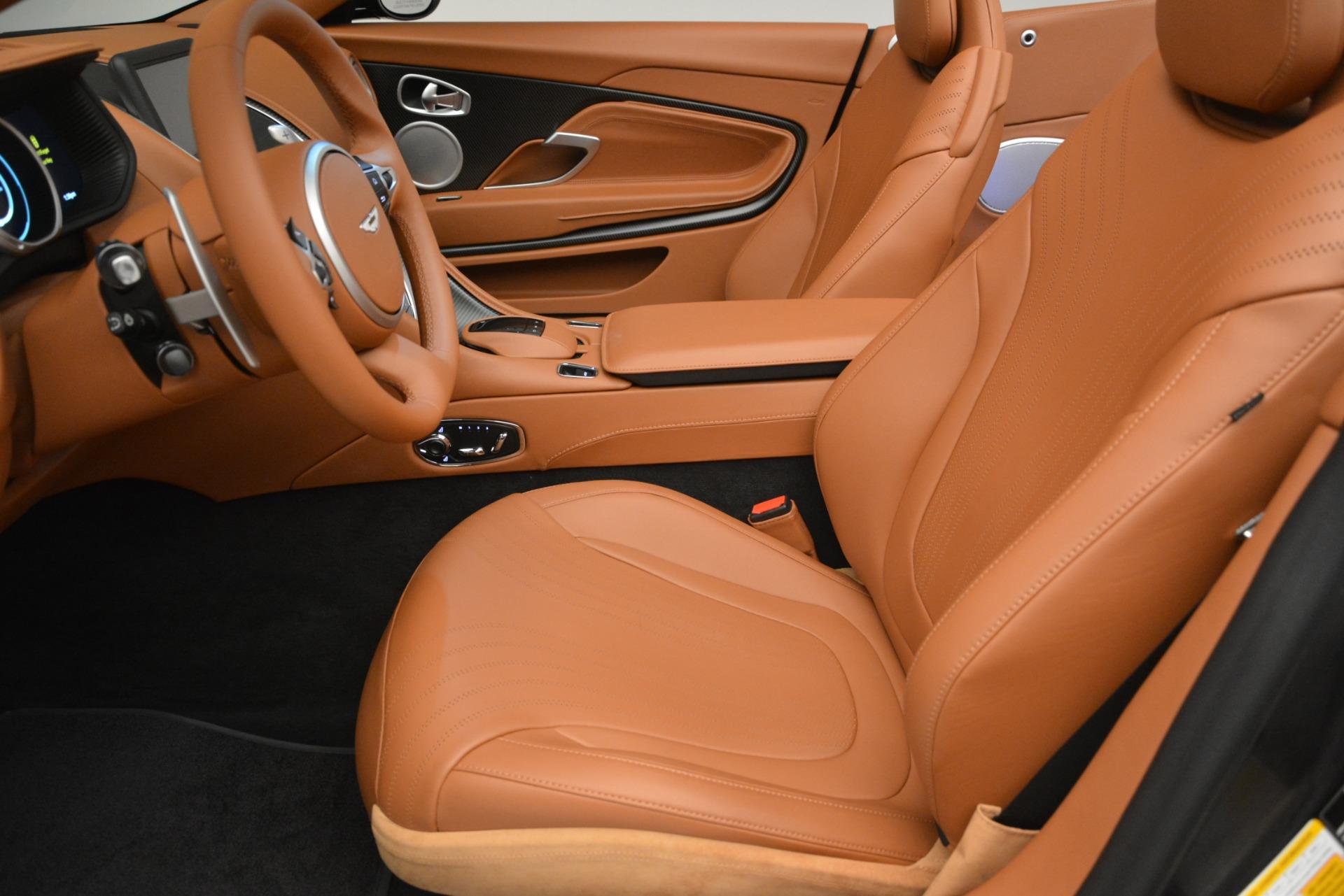 Used 2019 Aston Martin DB11 V8 Volante For Sale 0 In Greenwich, CT