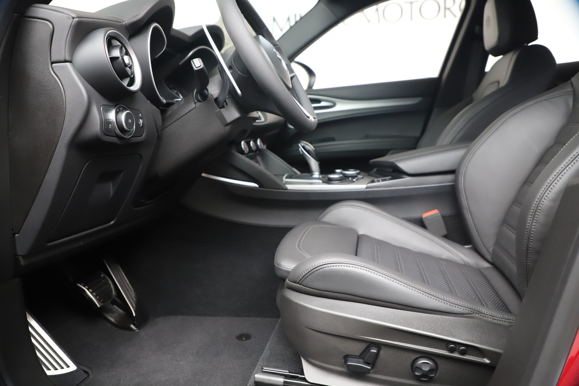 New 2019 Alfa Romeo Stelvio Ti Sport Q4 For Sale 55390 In Greenwich, CT
