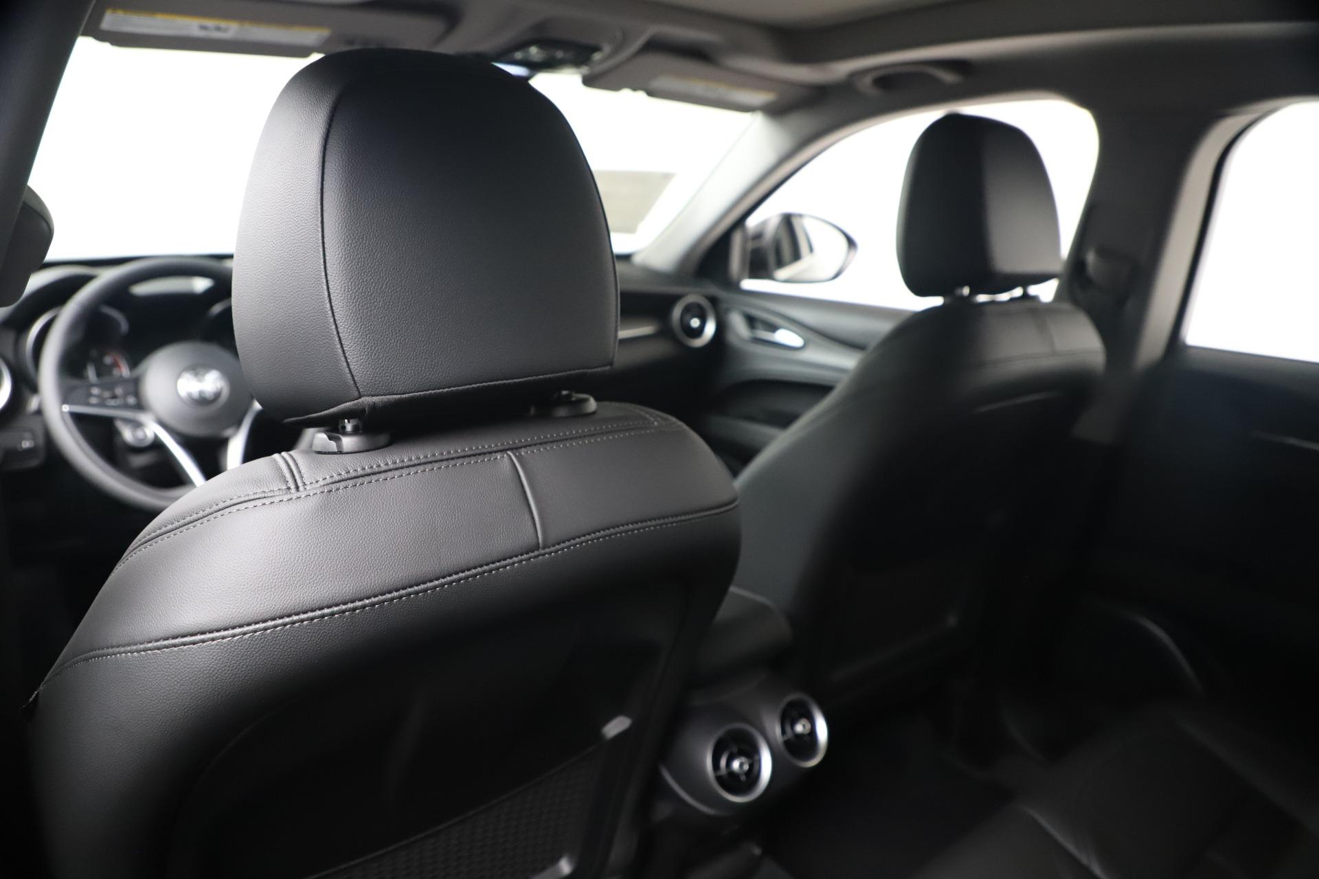 New 2019 Alfa Romeo Stelvio Ti Q4 For Sale 50040 In Greenwich, CT
