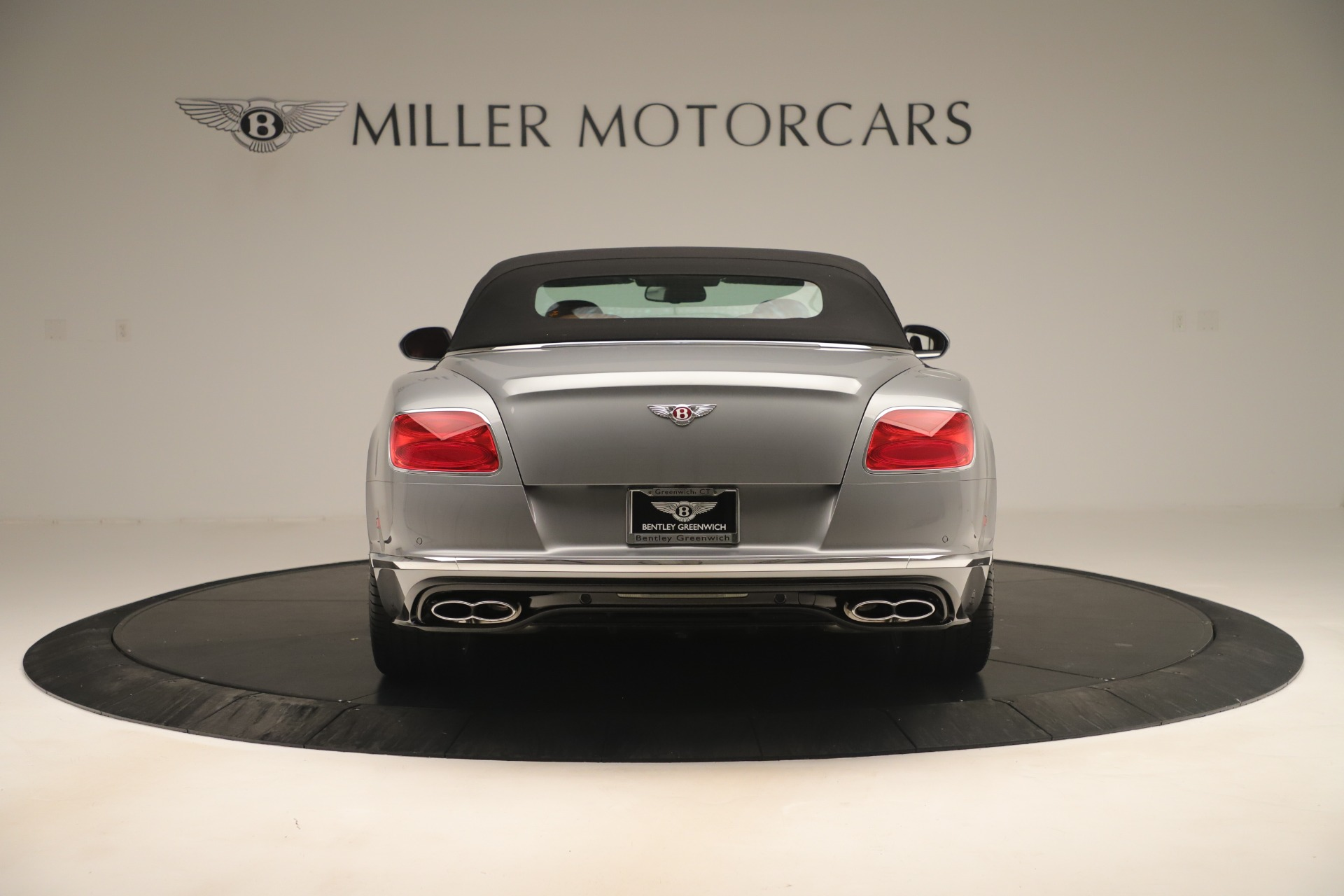 Used 2016 Bentley Continental GT V8 S For Sale 252580 In Greenwich, CT