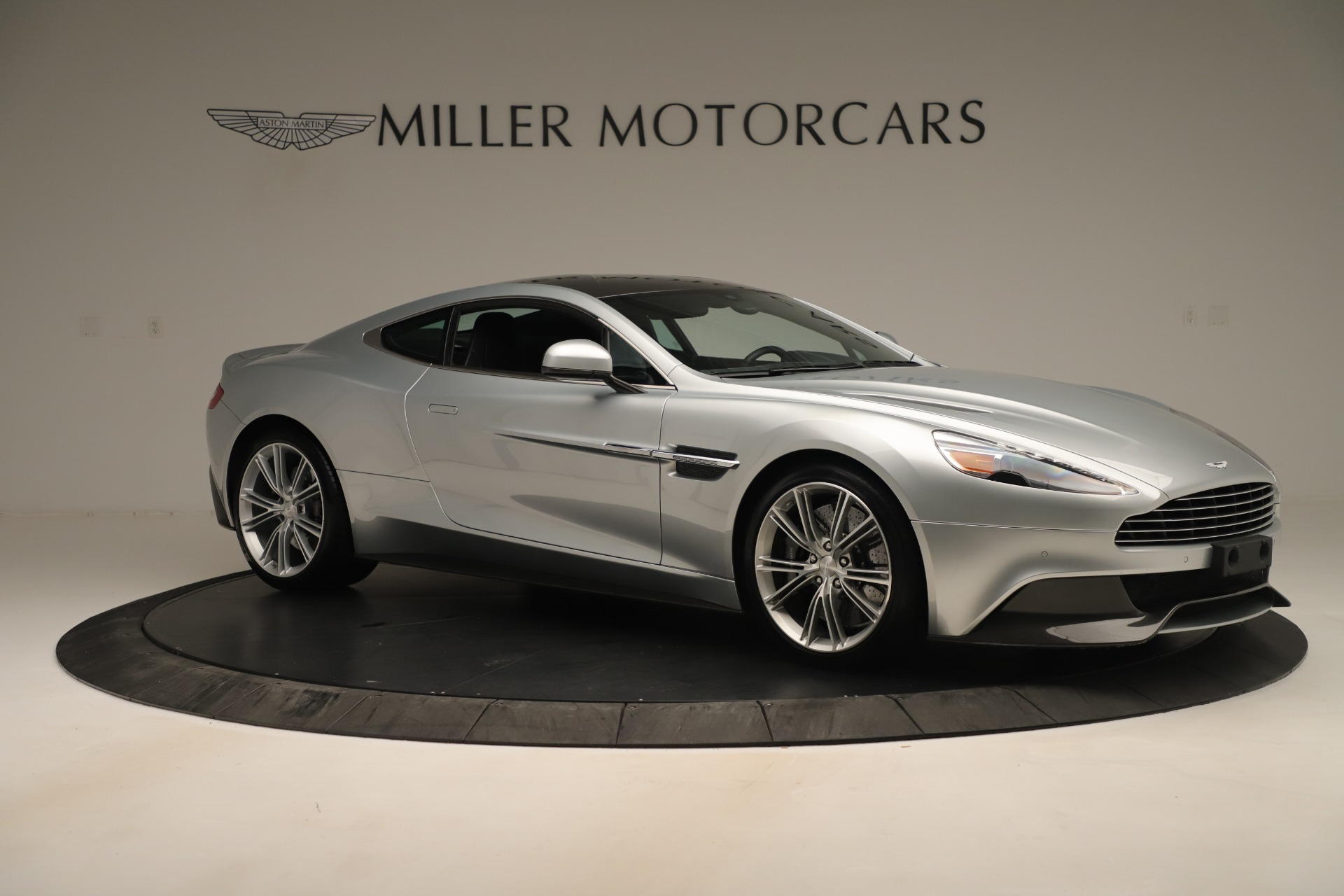 Used 2014 Aston Martin Vanquish  For Sale 131900 In Greenwich, CT