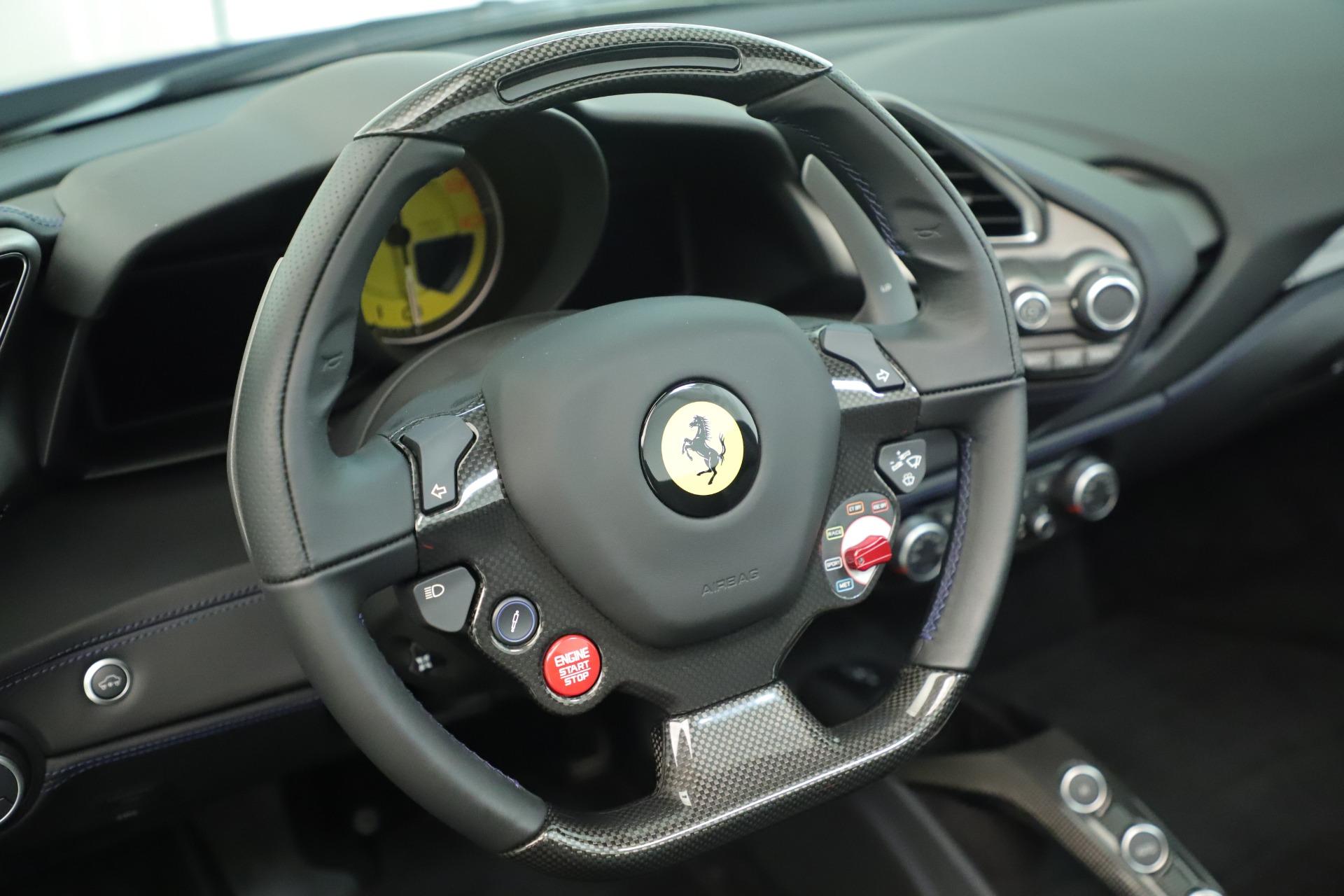 Used 2019 Ferrari 488 Spider  For Sale 325900 In Greenwich, CT