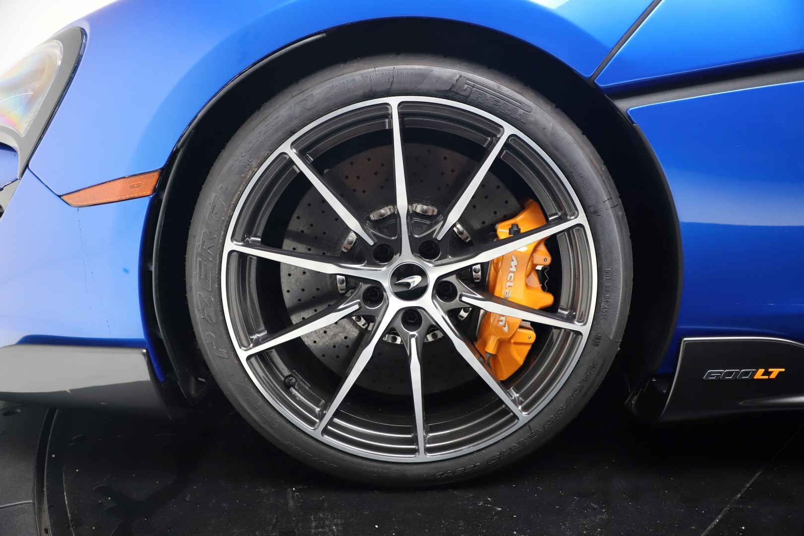 New 2019 McLaren 600LT Coupe For Sale 311779 In Greenwich, CT
