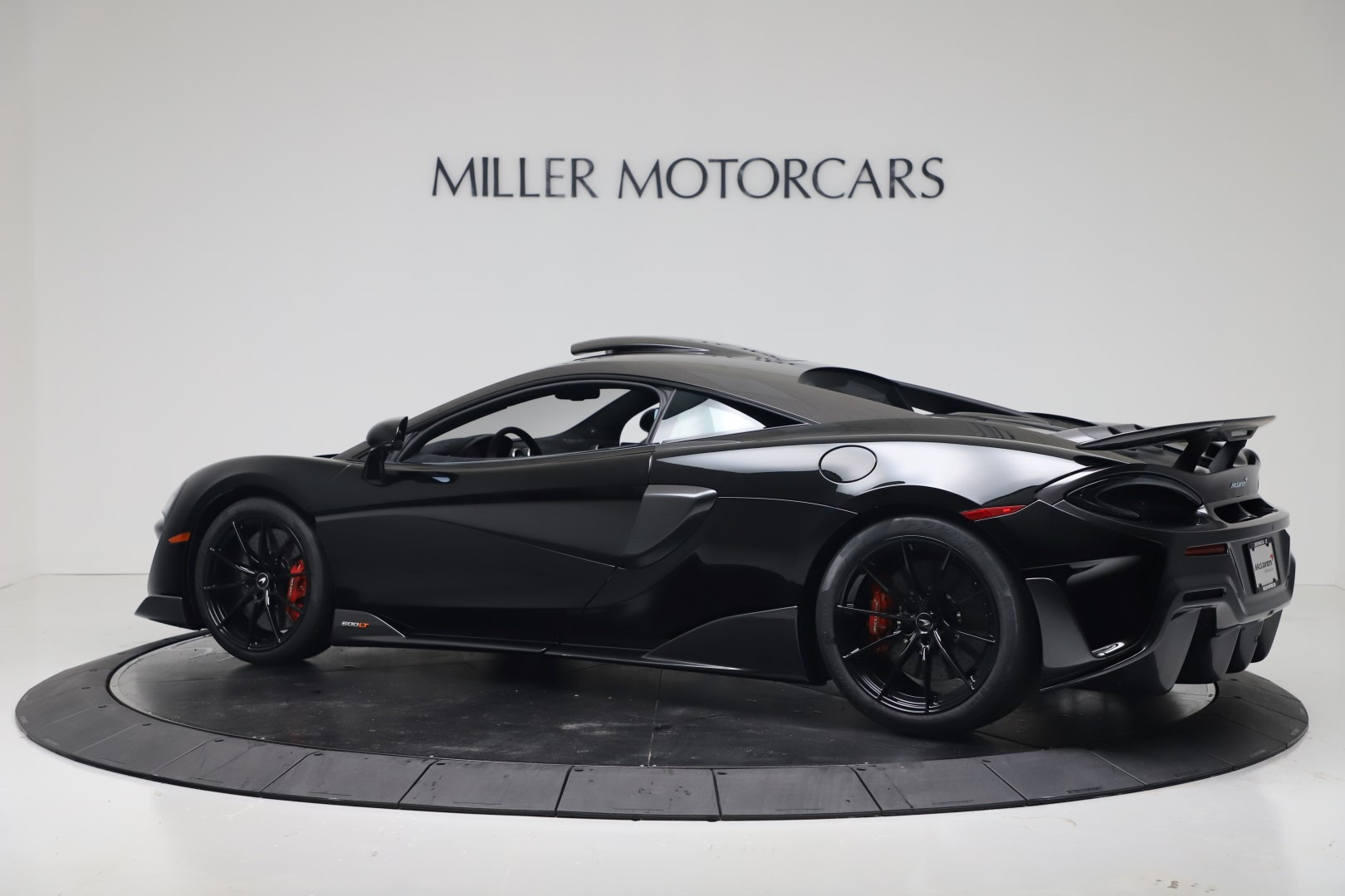 New 2019 McLaren 600LT Coupe For Sale 305639 In Greenwich, CT