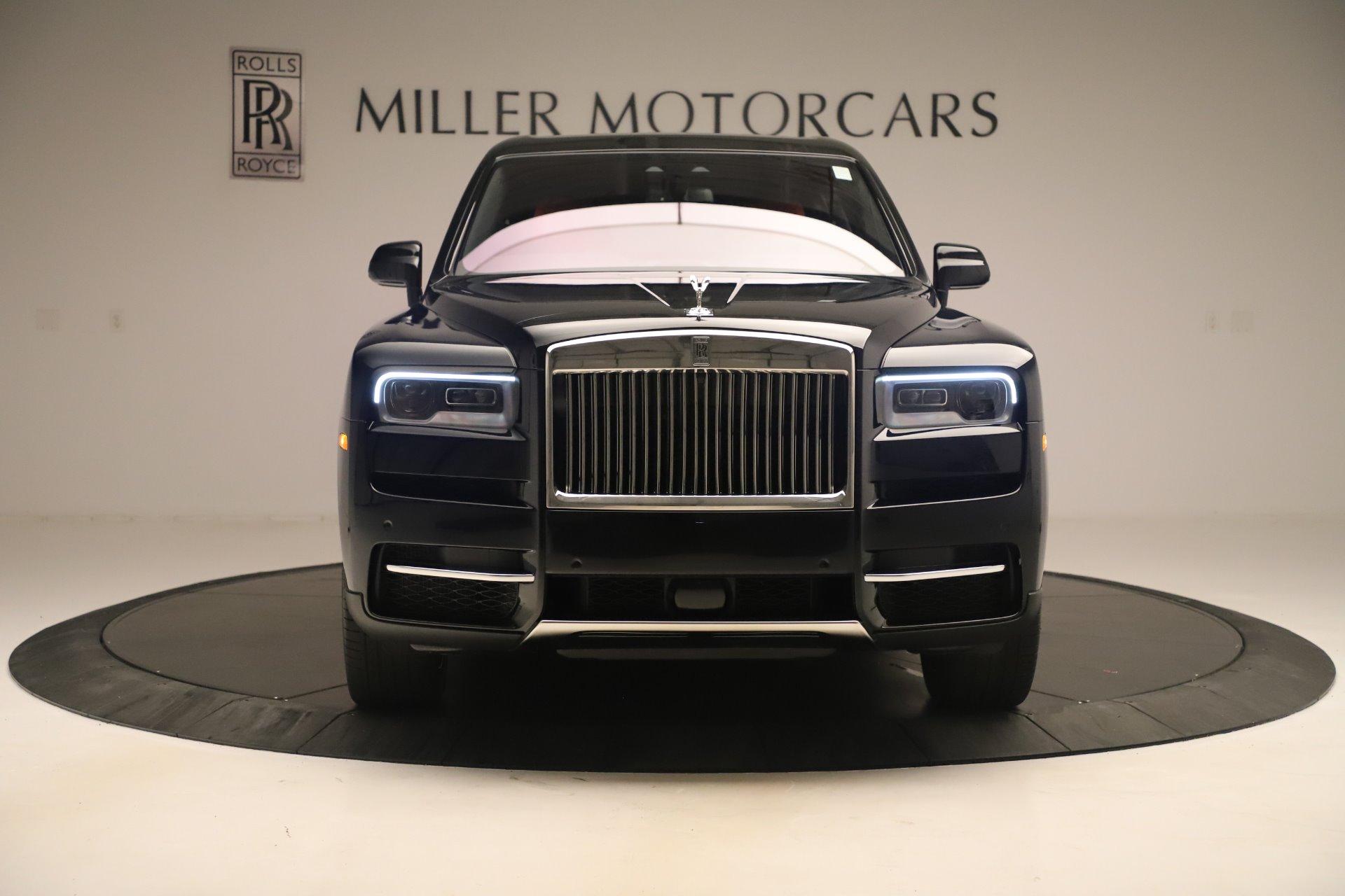 New 2020 Rolls-Royce Cullinan  For Sale 0 In Greenwich, CT