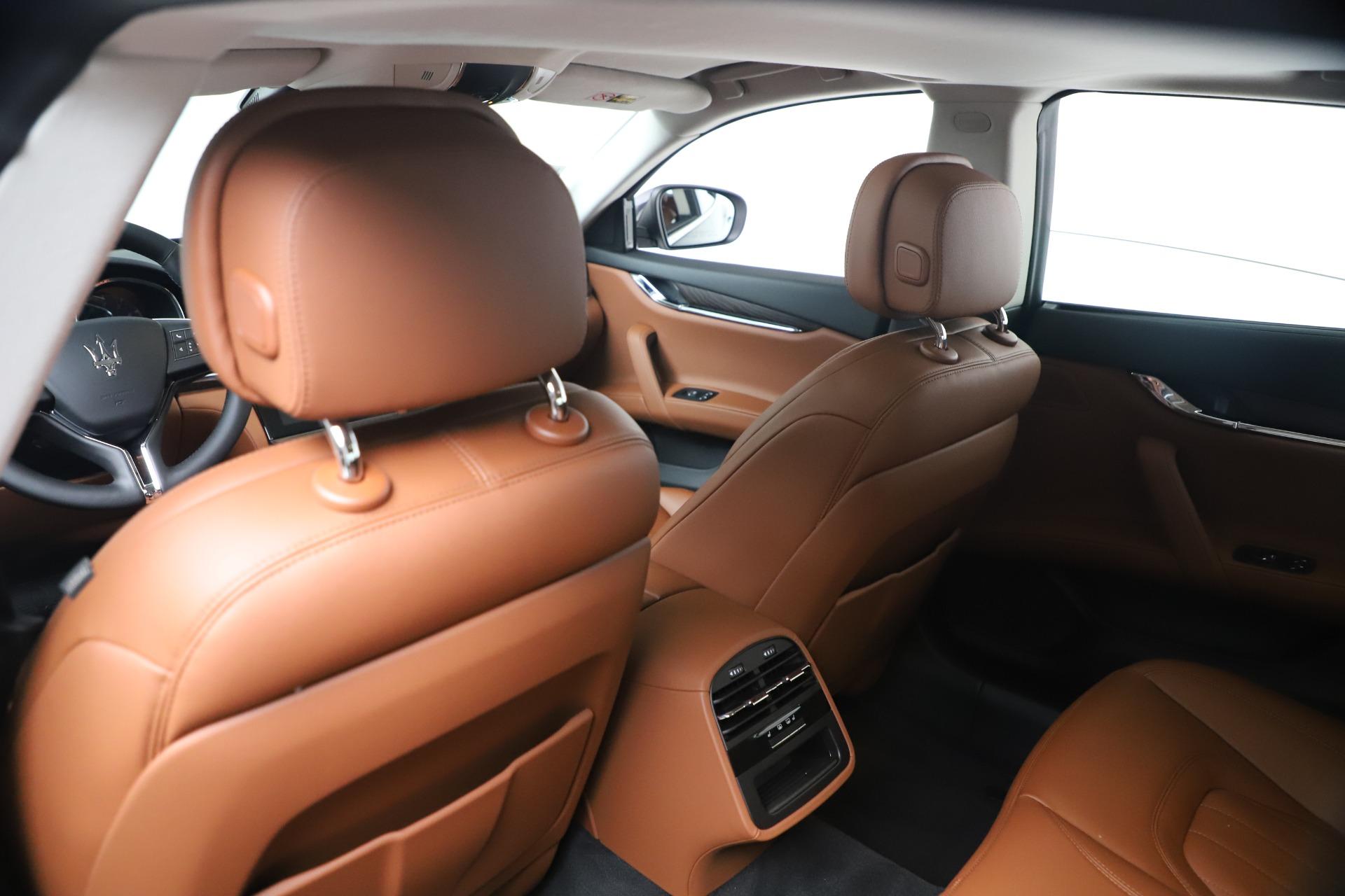 New 2019 Maserati Quattroporte S Q4 For Sale 121065 In Greenwich, CT