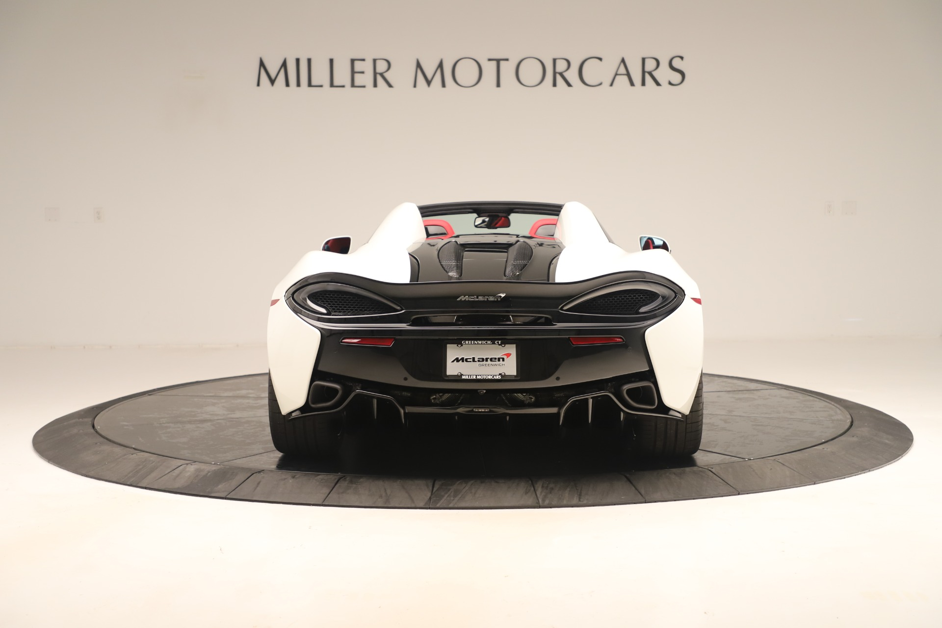 New 2020 McLaren 570S Convertible For Sale 0 In Greenwich, CT